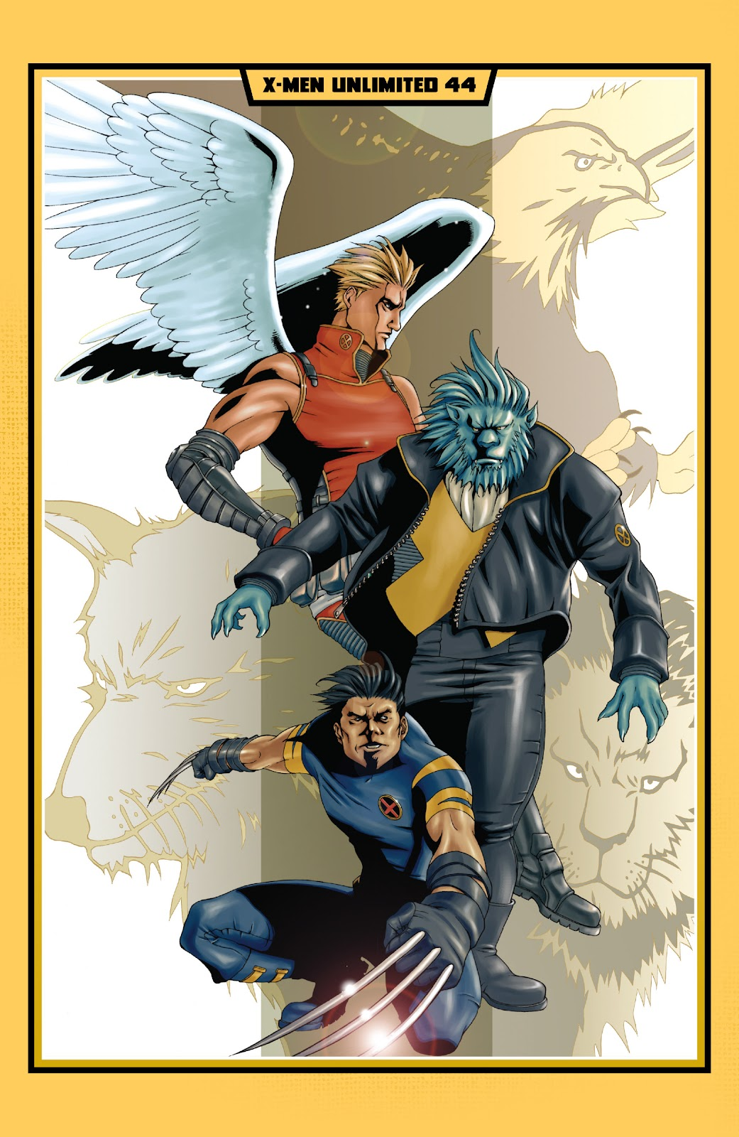 Read online X-Men: Unstoppable comic -  Issue # TPB (Part 2) - 71