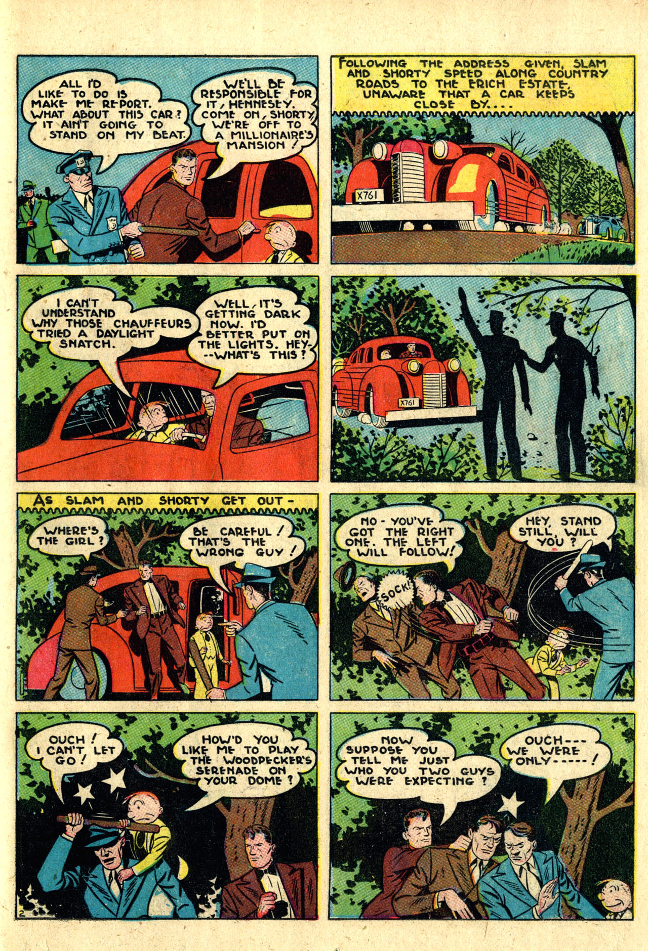 Read online Detective Comics (1937) comic -  Issue #44 - 59