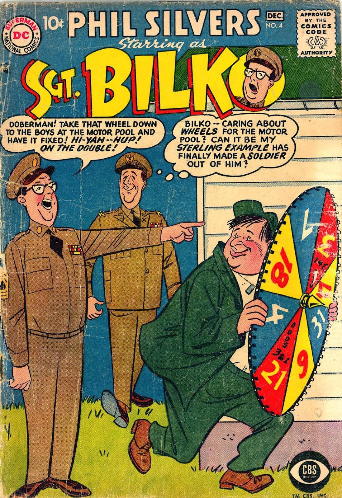 Sergeant Bilko issue 4 - Page 1