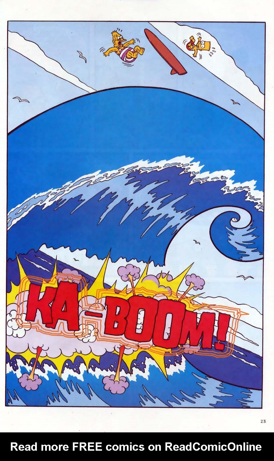 Read online Simpsons Comics comic -  Issue #86 - 24
