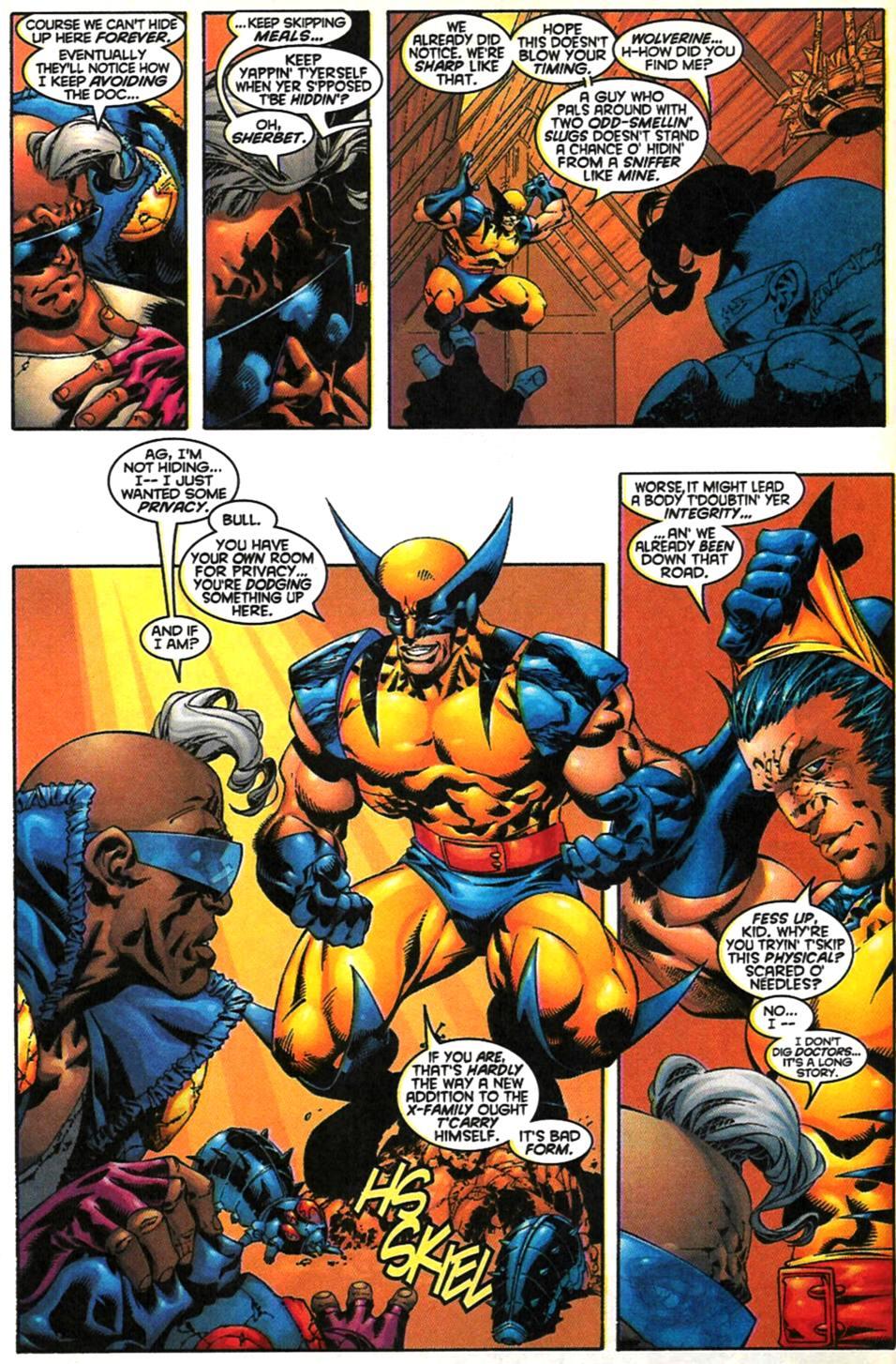 X-Men (1991) 76 Page 4