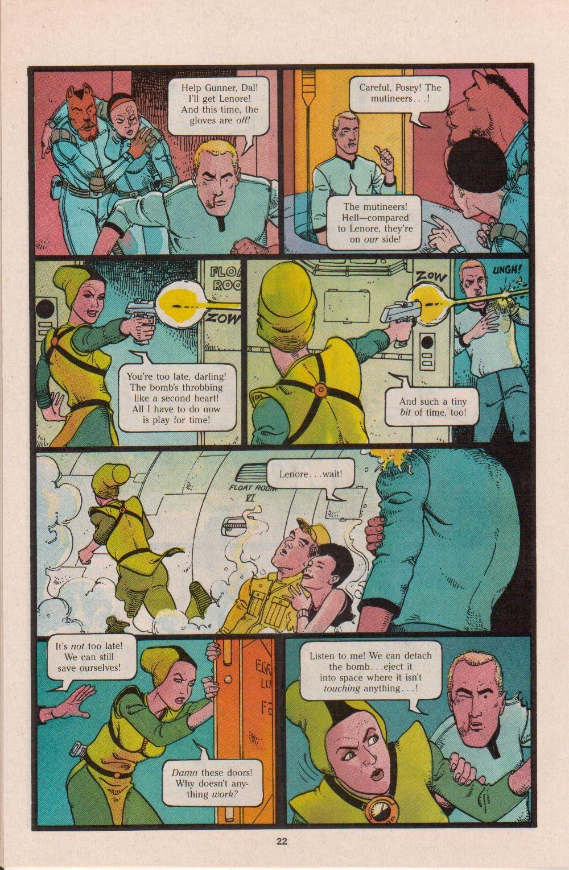 Read online Dalgoda comic -  Issue #8 - 24