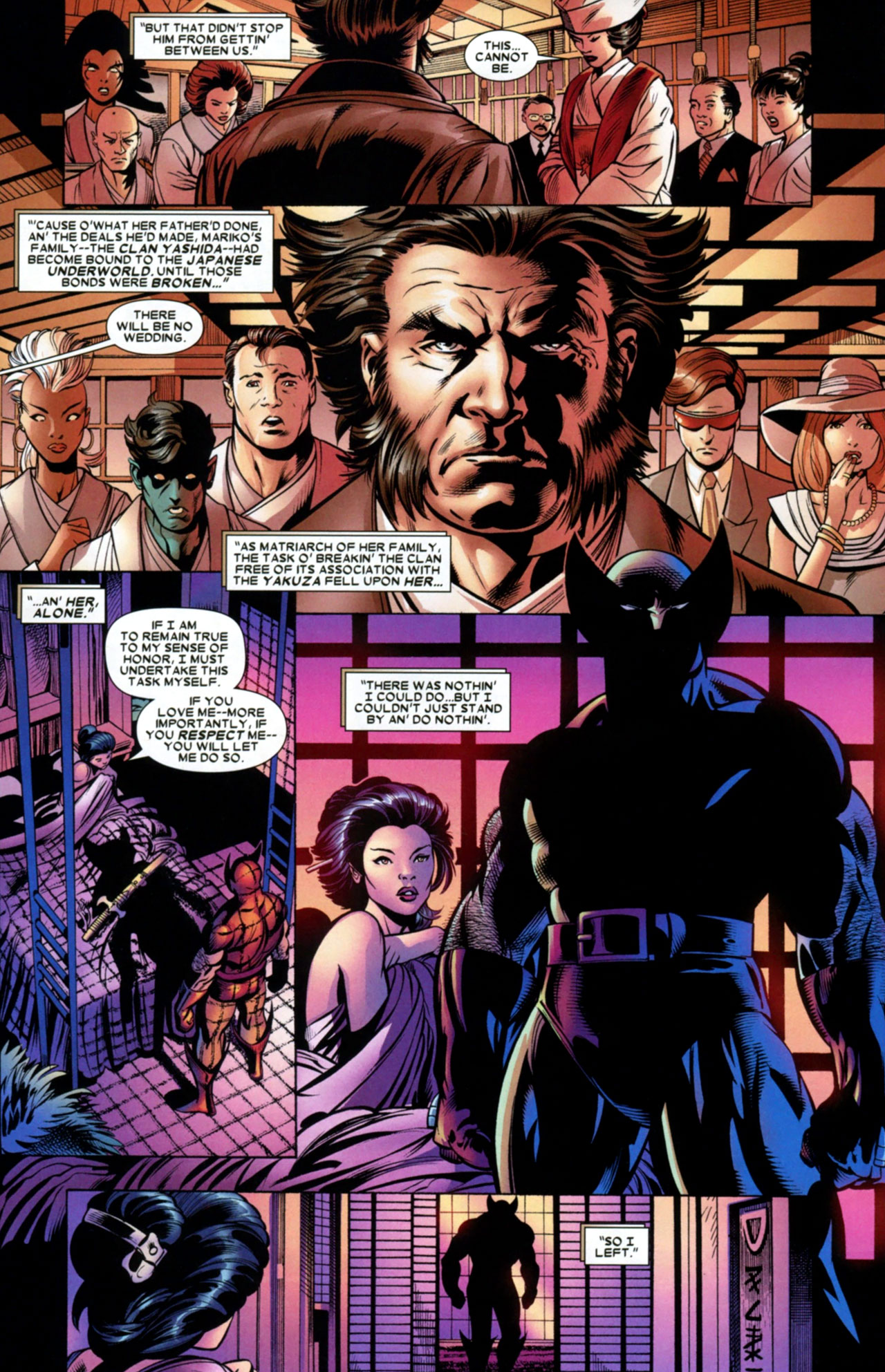Read online Wolverine: Origins comic -  Issue #46 - 12