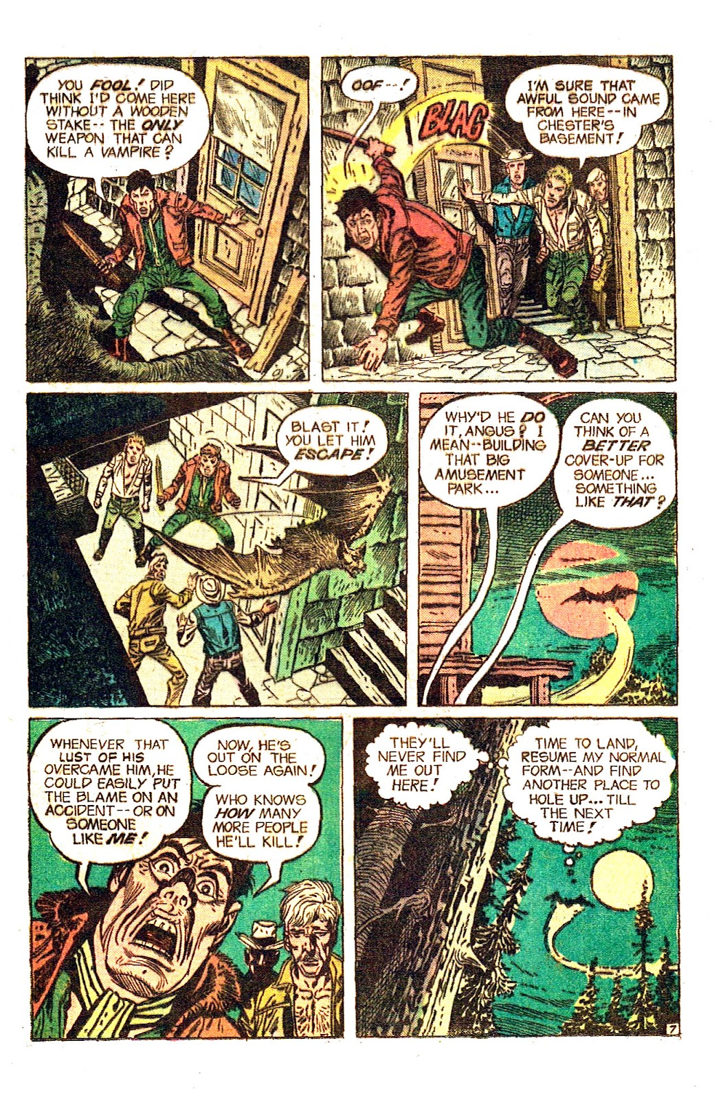 The Witching Hour (1969) issue 50 - Page 24
