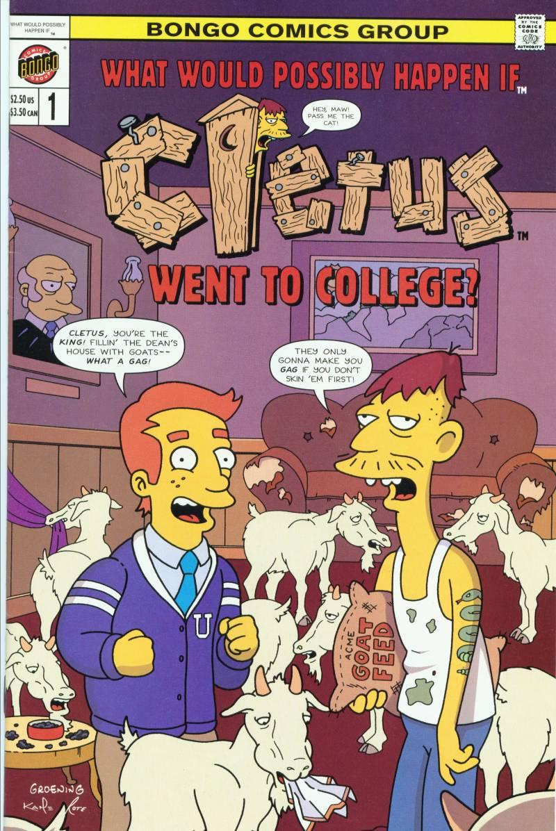 Read online Simpsons Comics comic -  Issue #51 - 25