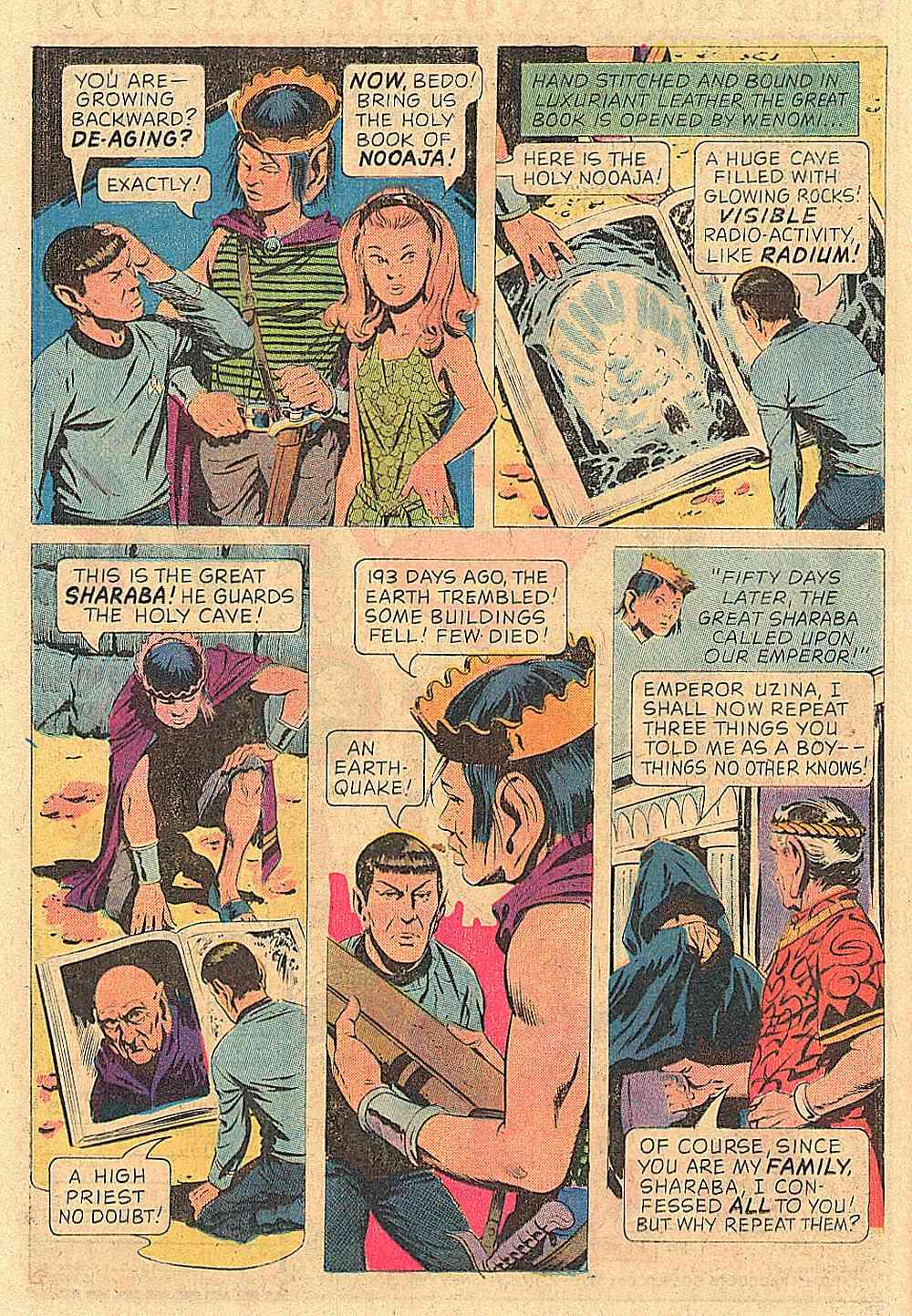 Star Trek (1967) issue 42 - Page 16