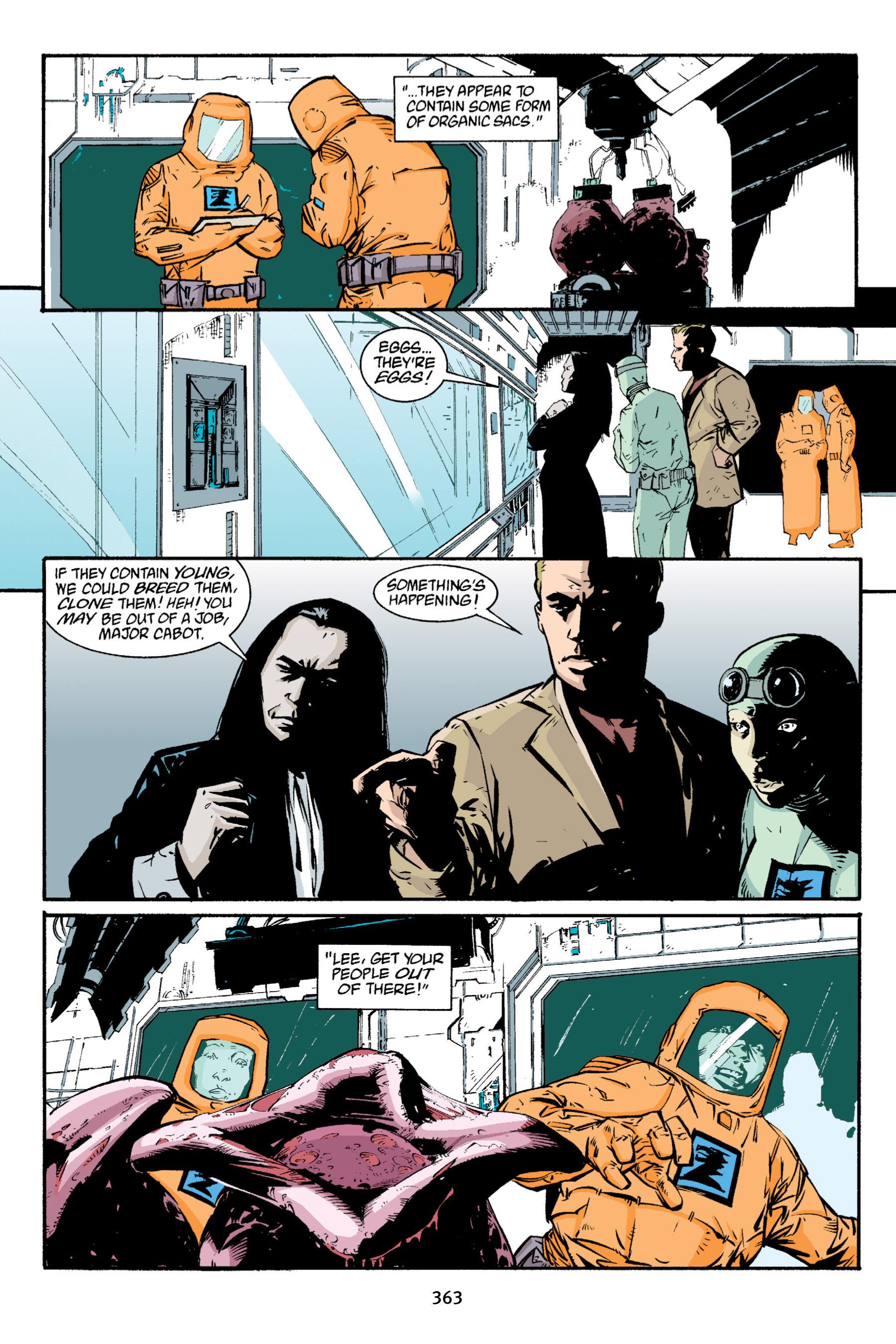 Read online Aliens vs. Predator Omnibus comic -  Issue # _TPB 1 Part 4 - 54