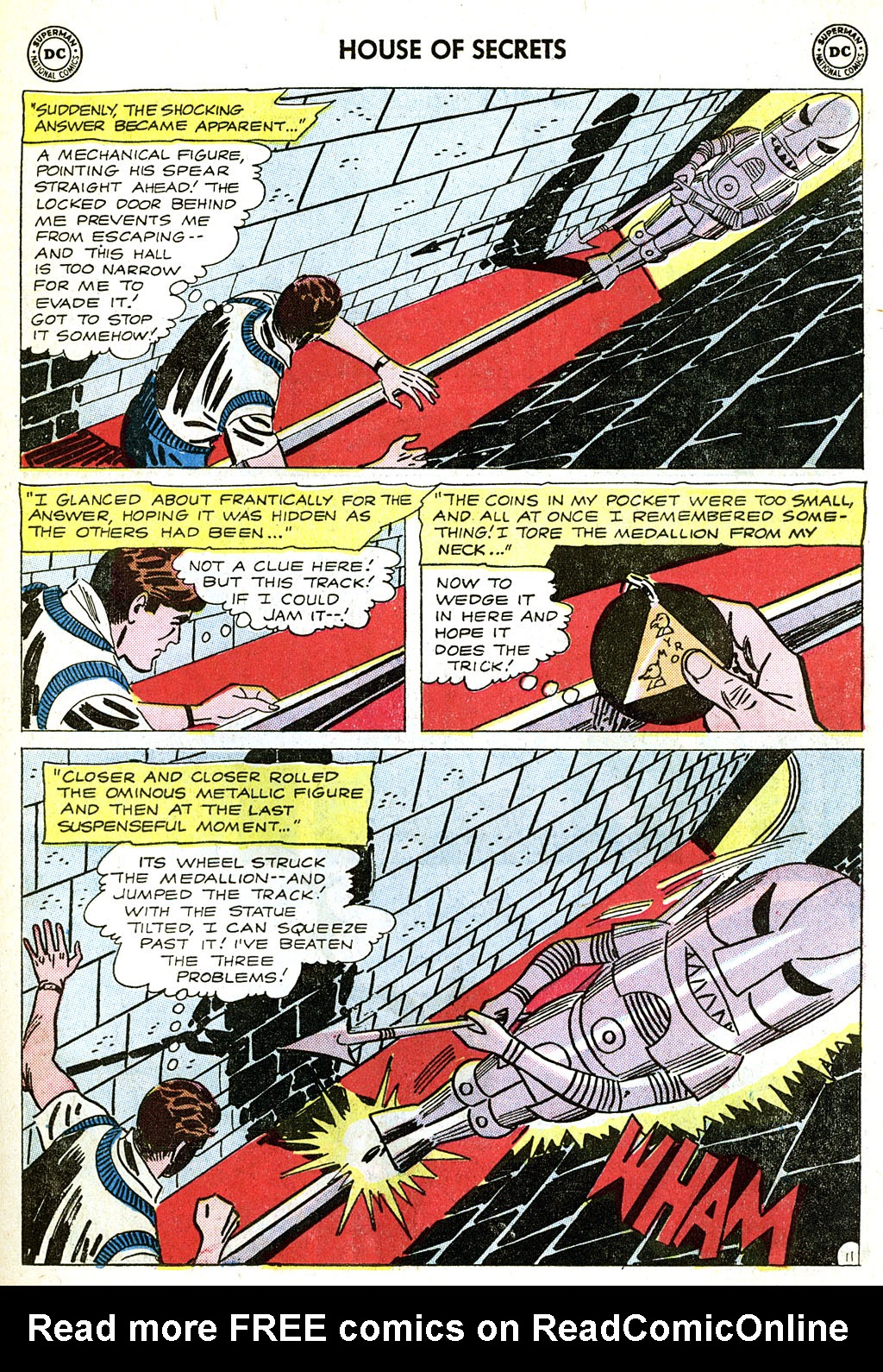 House of Secrets (1956) issue 58 - Page 15