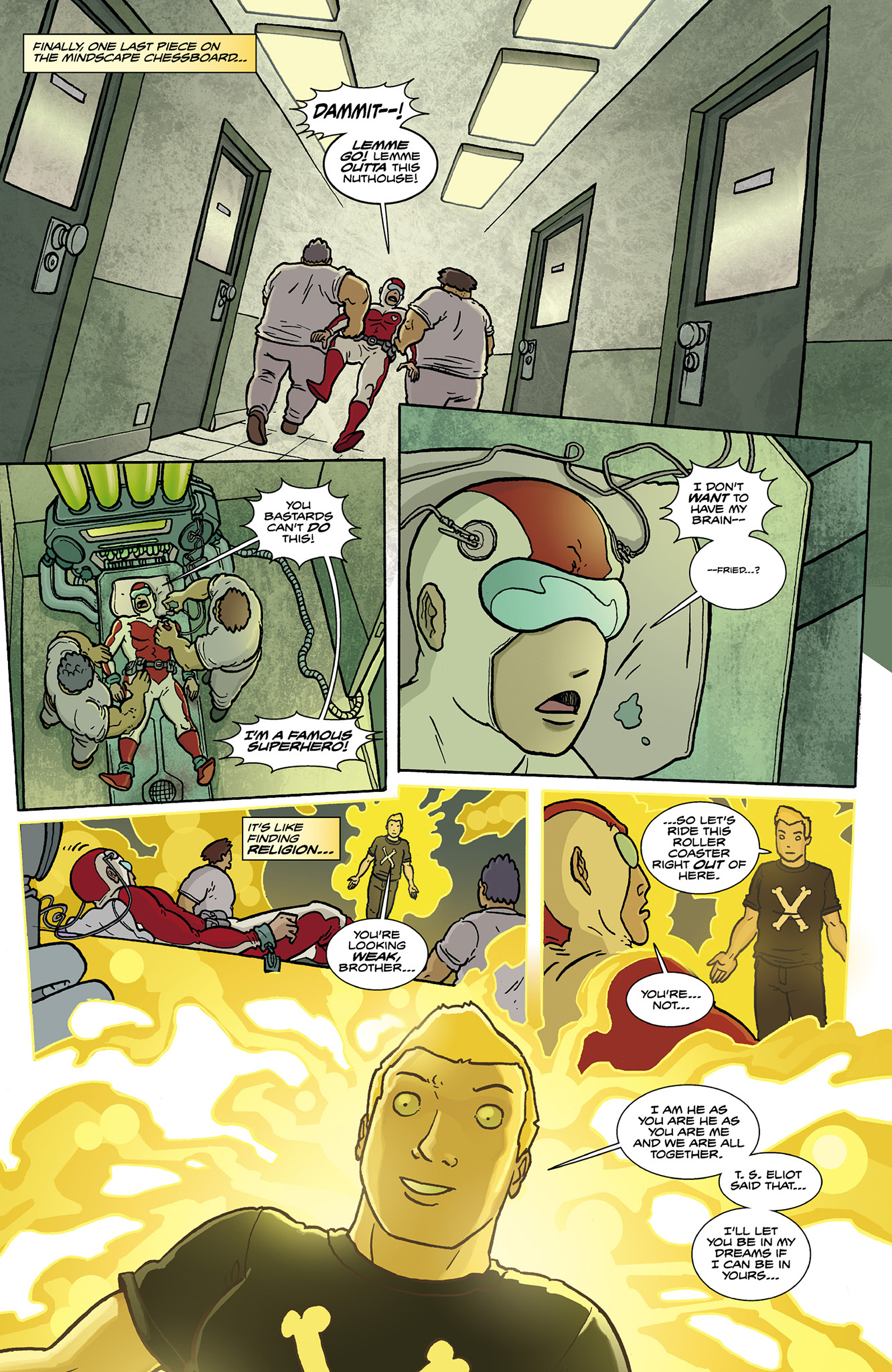 Read online Catalyst Comix comic -  Issue #9 - 9