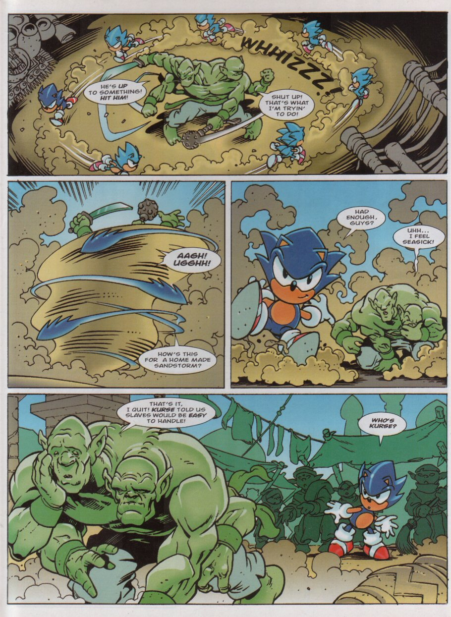 Read online Sonic the Comic comic -  Issue #154 - 6