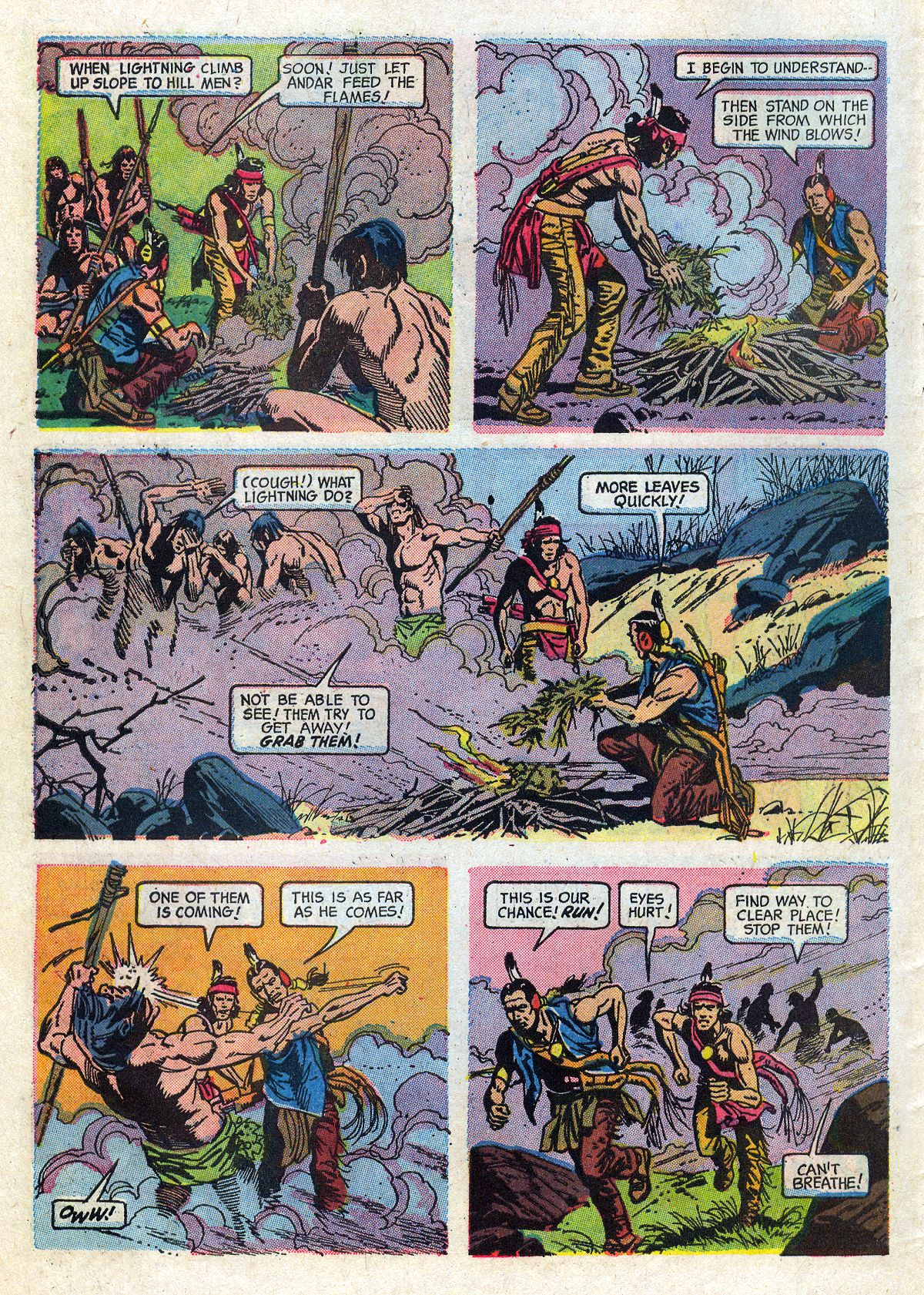 Read online Turok, Son of Stone comic -  Issue #61 - 30