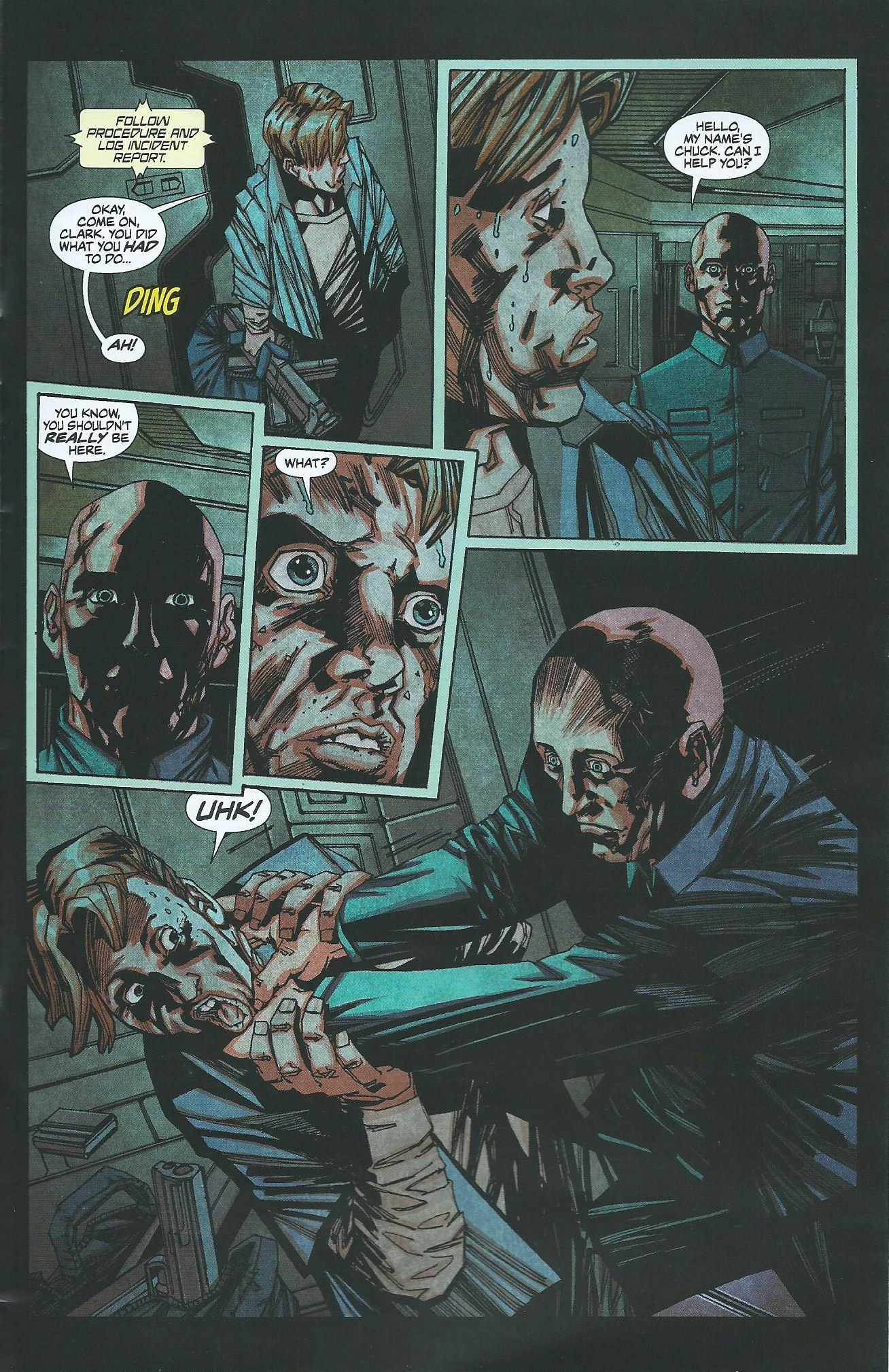 Read online Alien: Isolation comic -  Issue # Full - 20