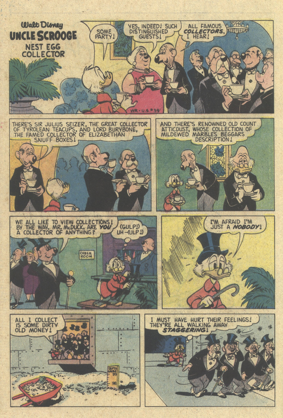 Read online Uncle Scrooge (1953) comic -  Issue #176 - 32