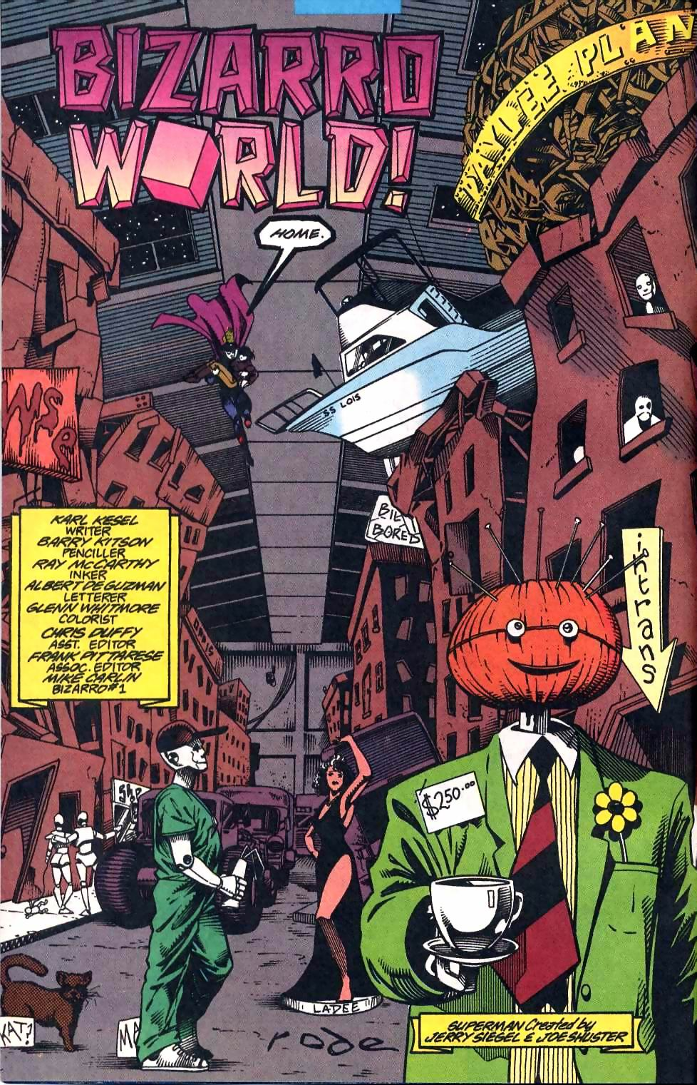 Read online Adventures of Superman (1987) comic -  Issue #510 - 3