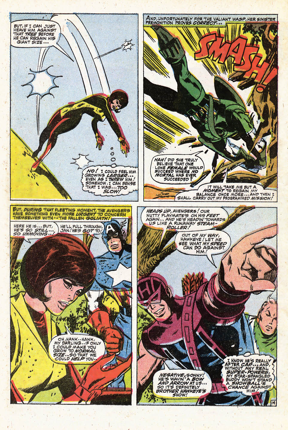 The Avengers (1963) 45 Page 14
