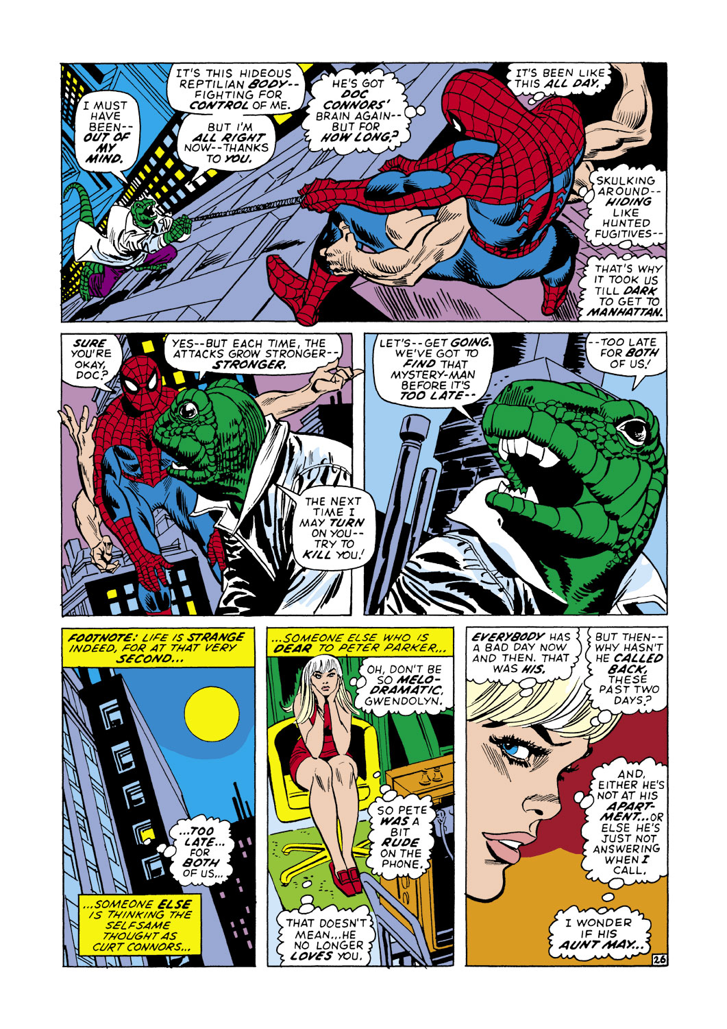 The Amazing Spider-Man (1963) 102 Page 26