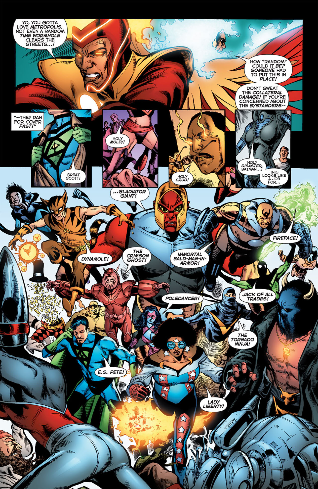 Read online 52 comic -  Issue #24 - 15