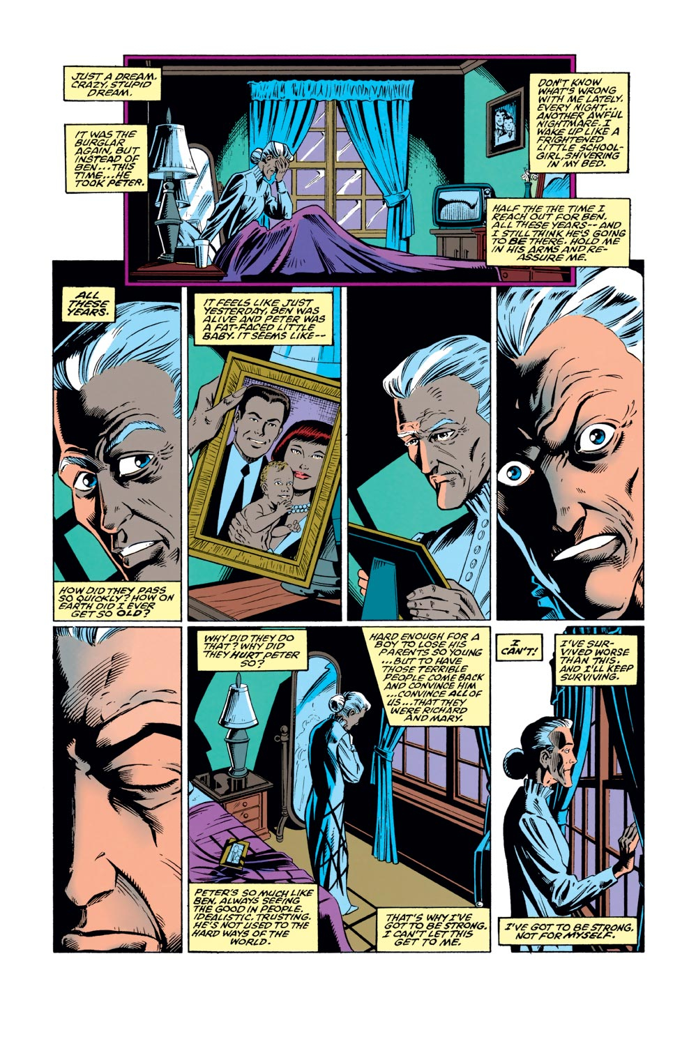 The Amazing Spider-Man (1963) 390 Page 10