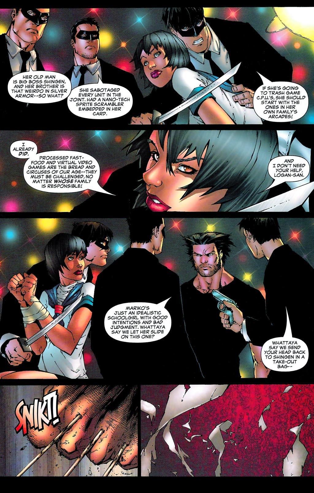 Read online Age of Apocalypse (2005) comic -  Issue #0 - 18