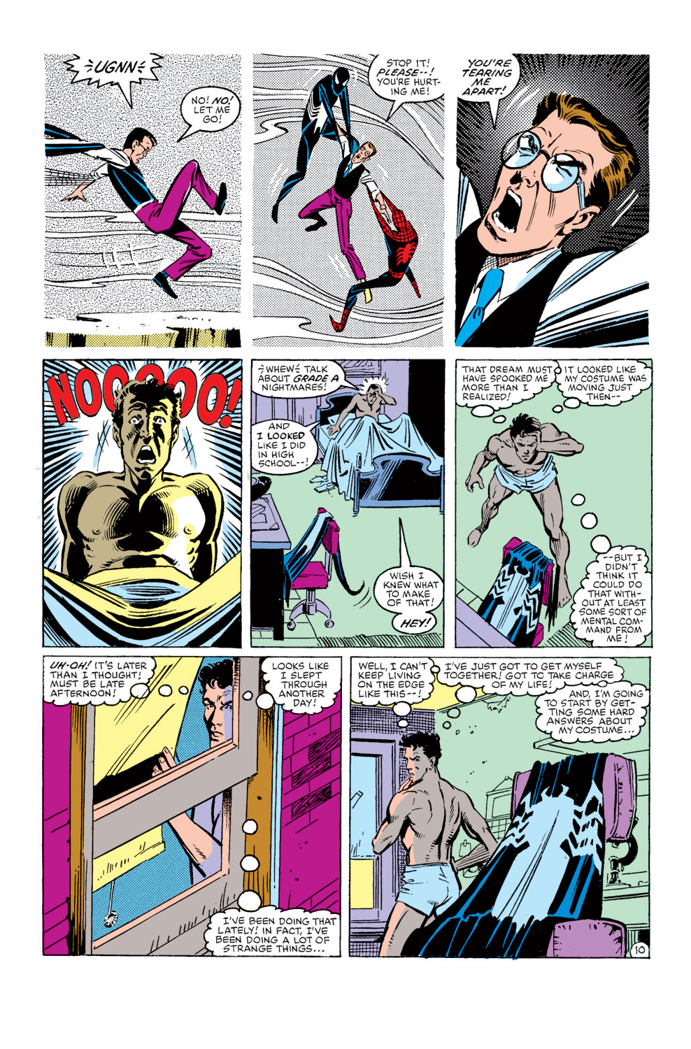 The Amazing Spider-Man (1963) 258 Page 10