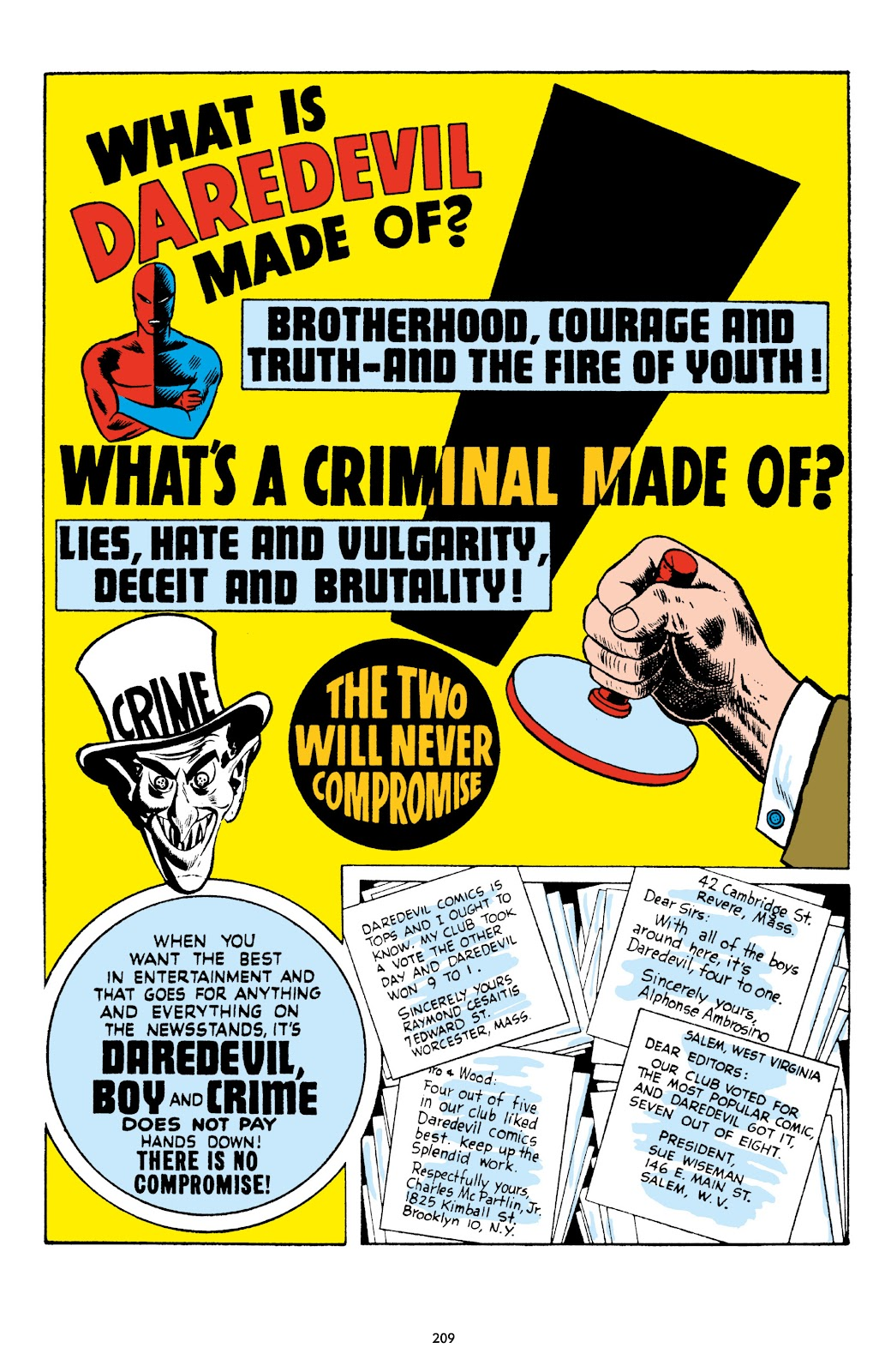 Read online Crime Does Not Pay Archives comic -  Issue # TPB 8 (Part 3) - 10