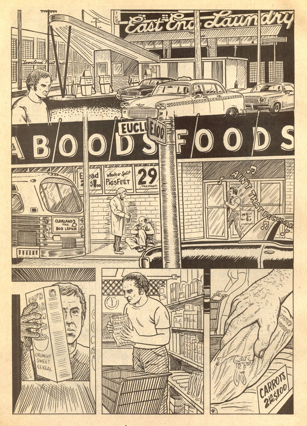 American Splendor (1976) issue 7 - Page 12