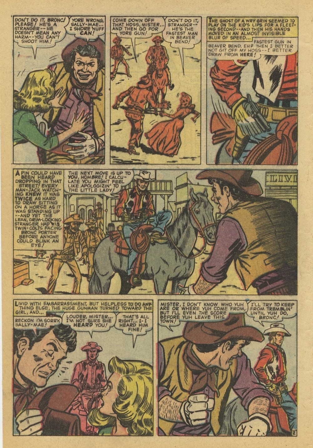 Kid Colt Outlaw issue 82 - Page 4