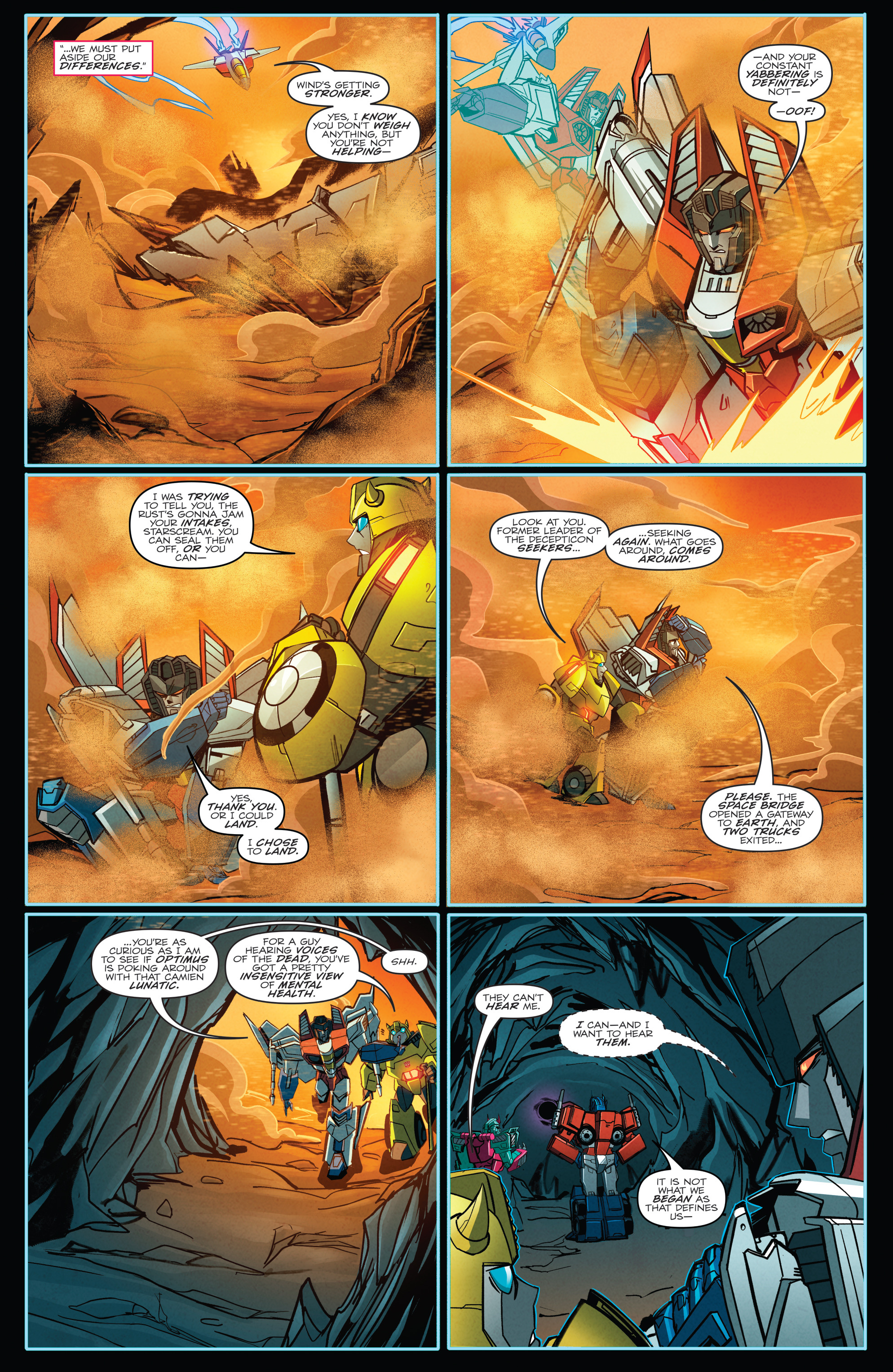 Read online Transformers Annual comic -  Issue # Full - 5