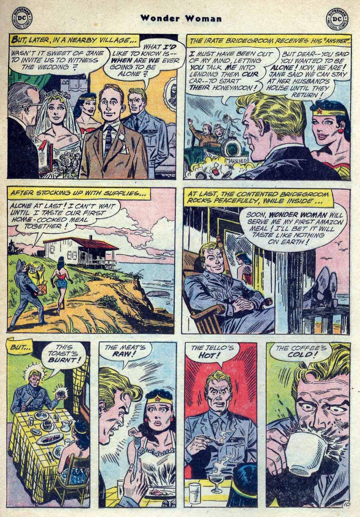 Read online Wonder Woman (1942) comic -  Issue #127 - 29