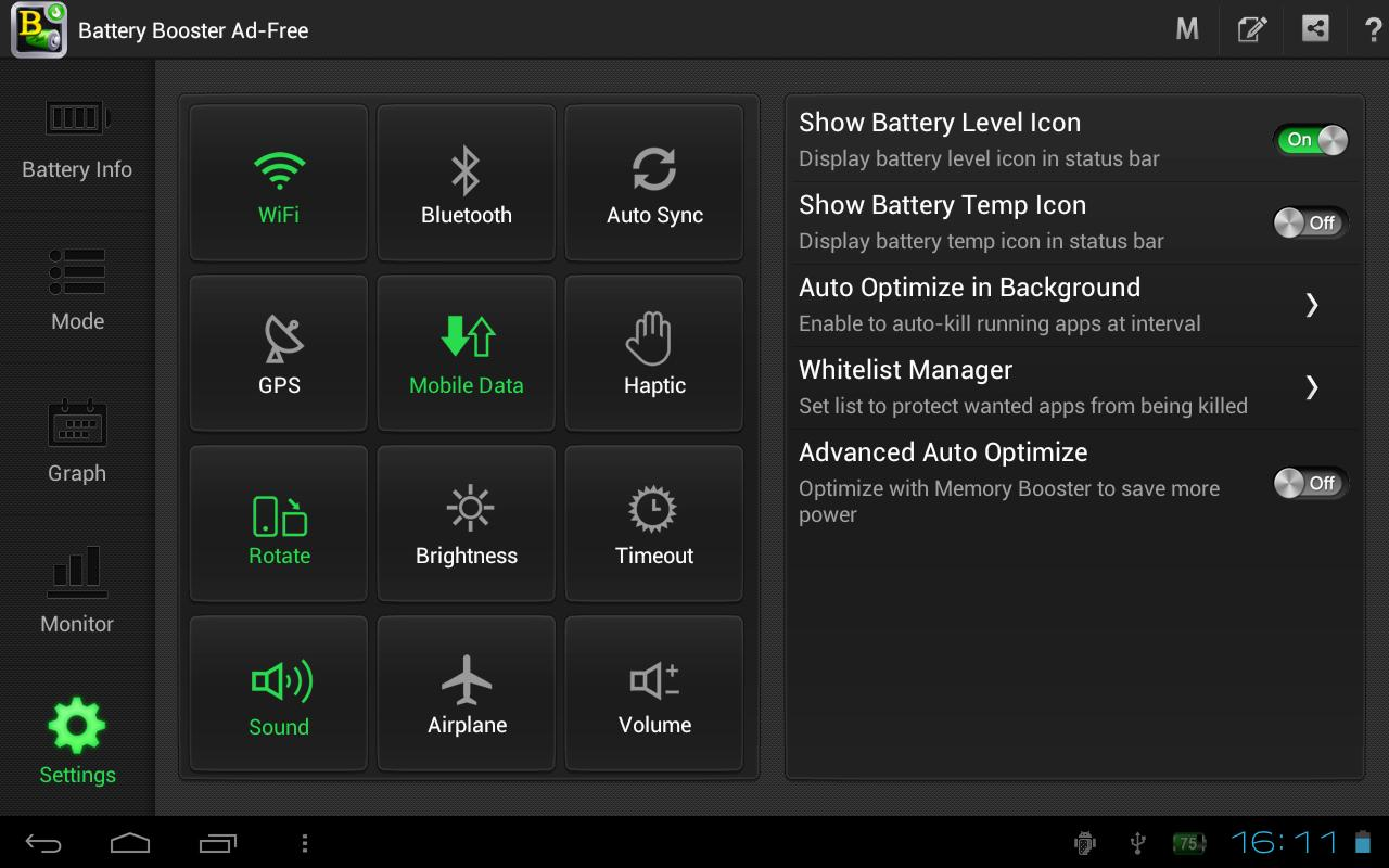 Battery Booster (Full) v6.9 APK Productivity Apps Free Download