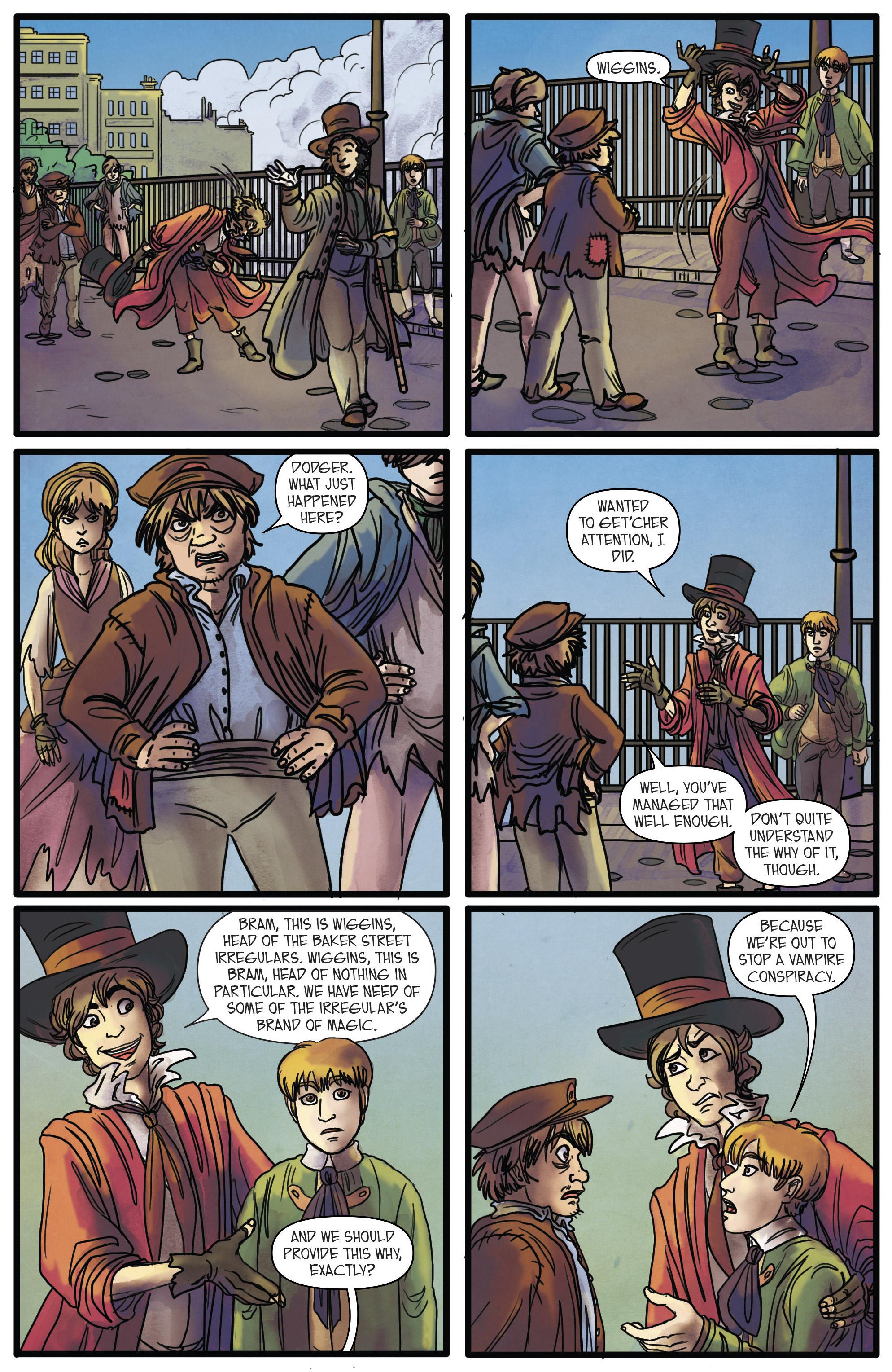 Read online Artful comic -  Issue #3 - 16