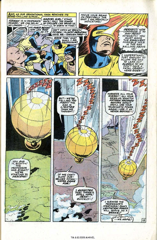 Uncanny X-Men (1963) issue 70 - Page 43