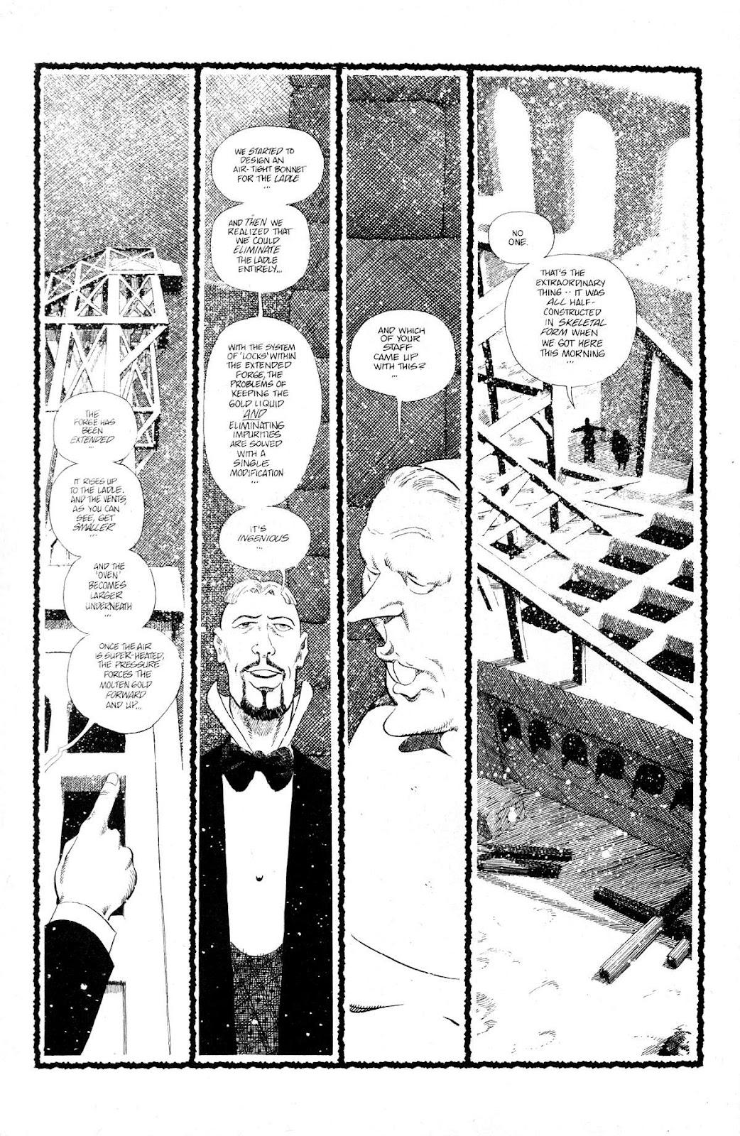 Cerebus Issue #165 #164 - English 12