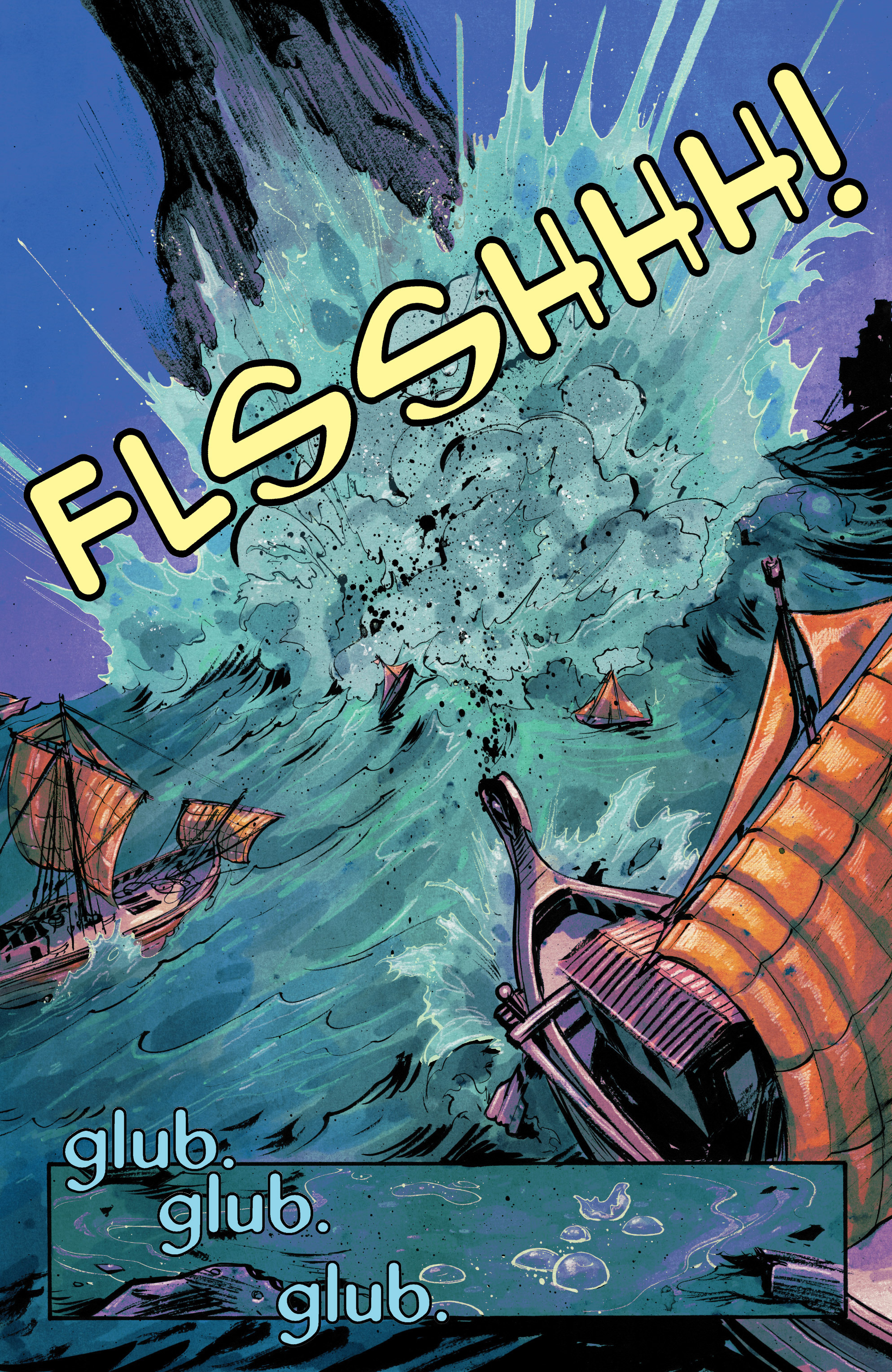 Read online Shutter comic -  Issue #15 - 10