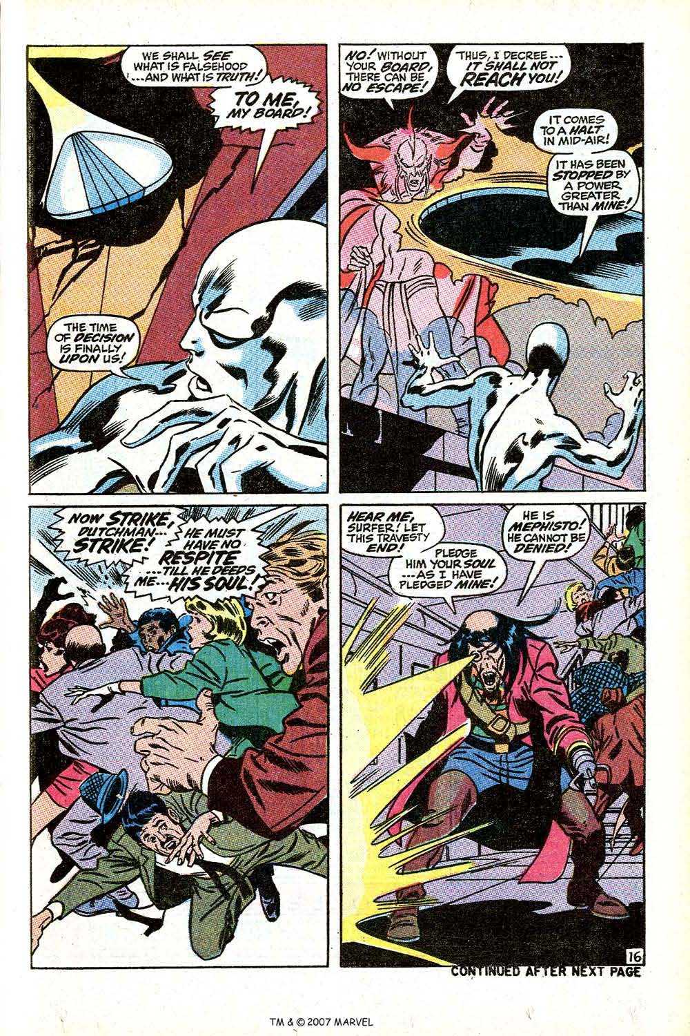 Silver Surfer (1968) Issue #9 #9 - English 25