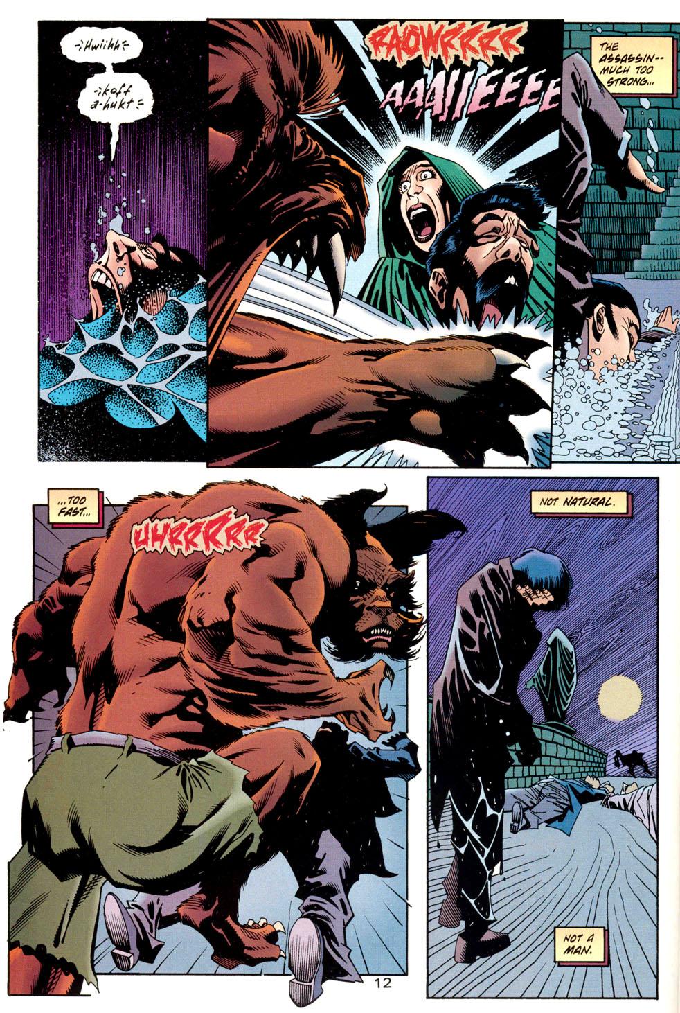 Read online Batman: Haunted Gotham comic -  Issue #1 - 14