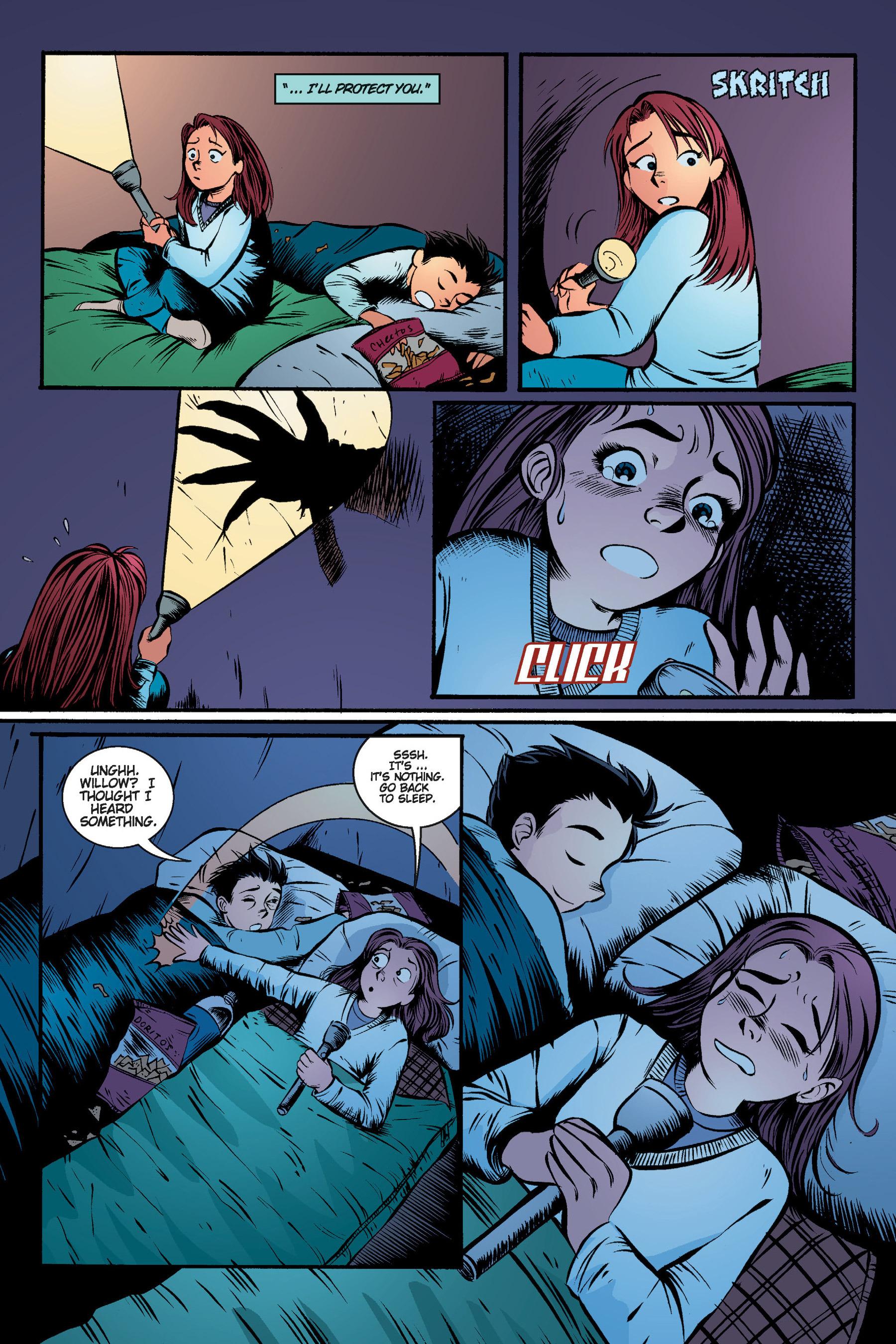 Read online Buffy the Vampire Slayer: Omnibus comic -  Issue # TPB 5 - 149