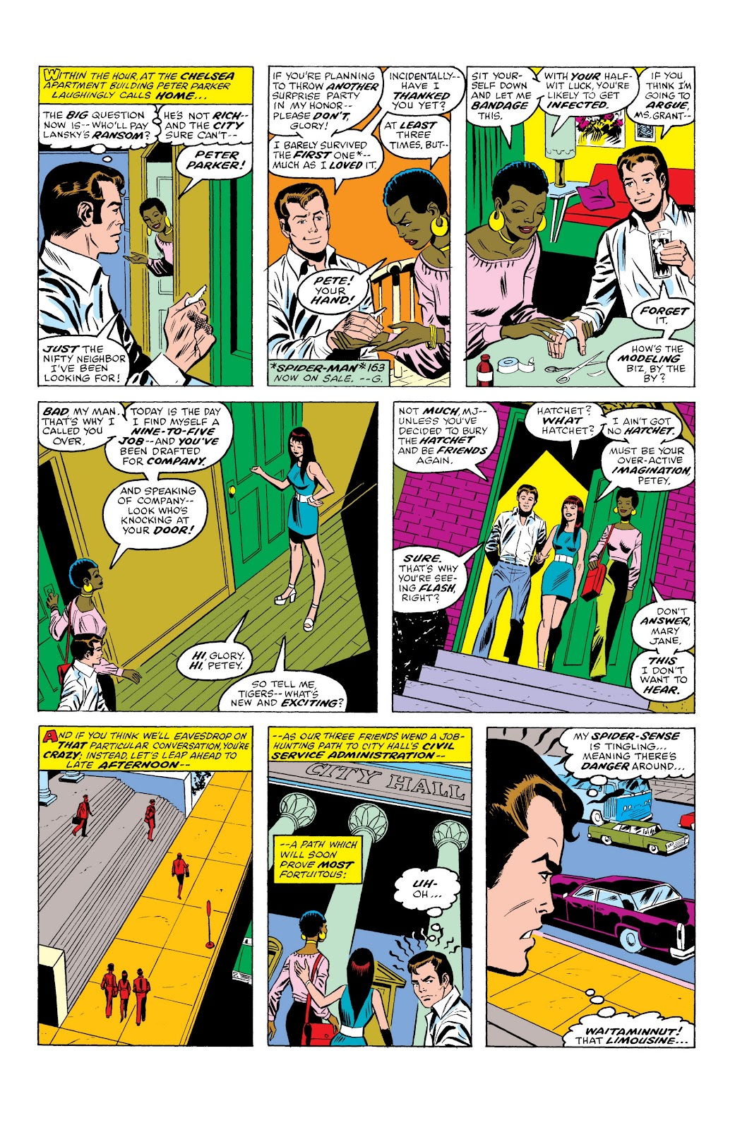 Read online Marvel Masterworks: The Spectacular Spider-Man comic -  Issue # TPB (Part 1) - 15