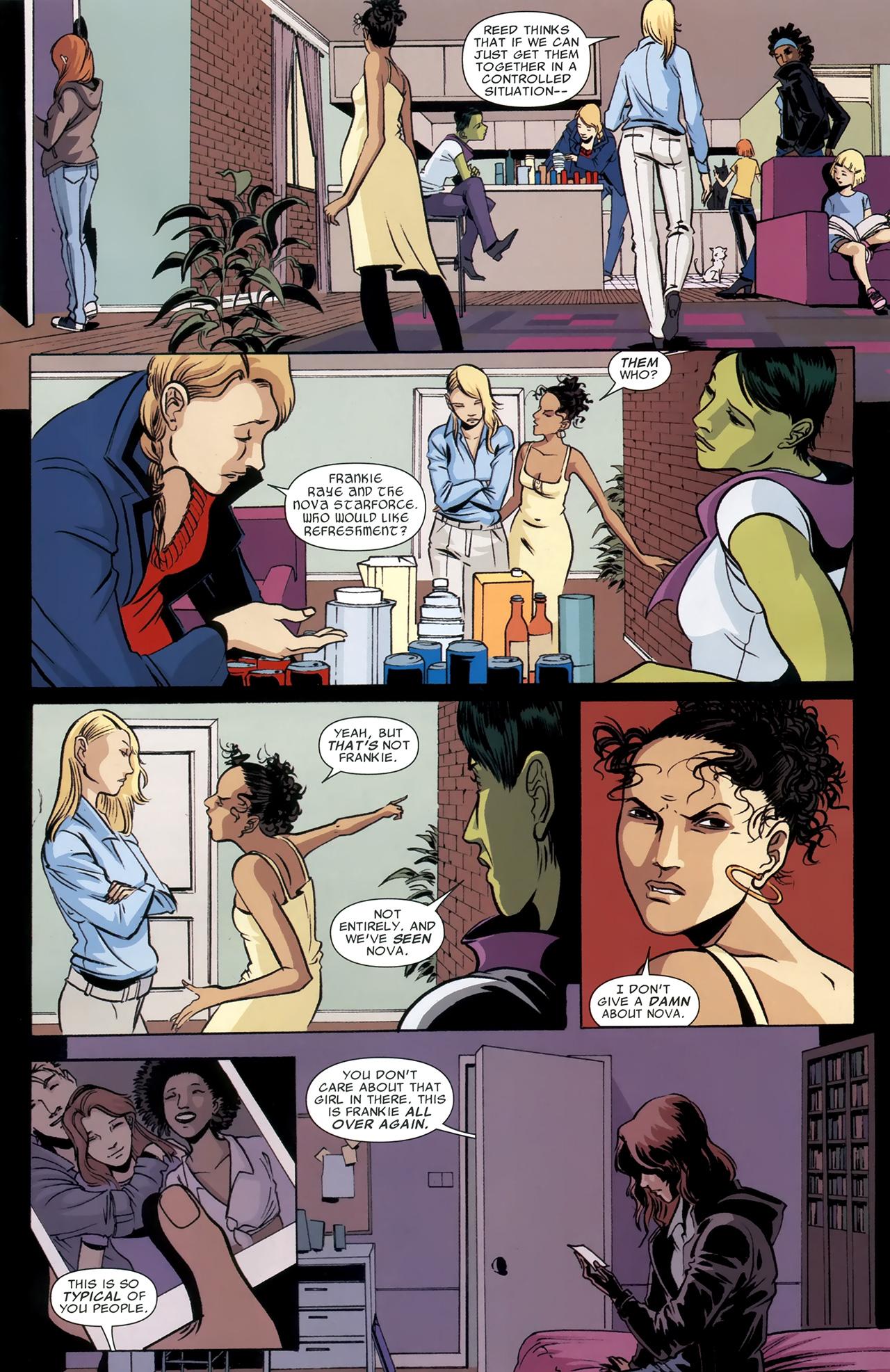 Read online Heralds comic -  Issue #4 - 18