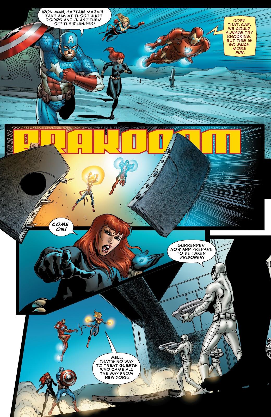Read online Avengers: Edge of Infinity comic -  Issue # Full - 15