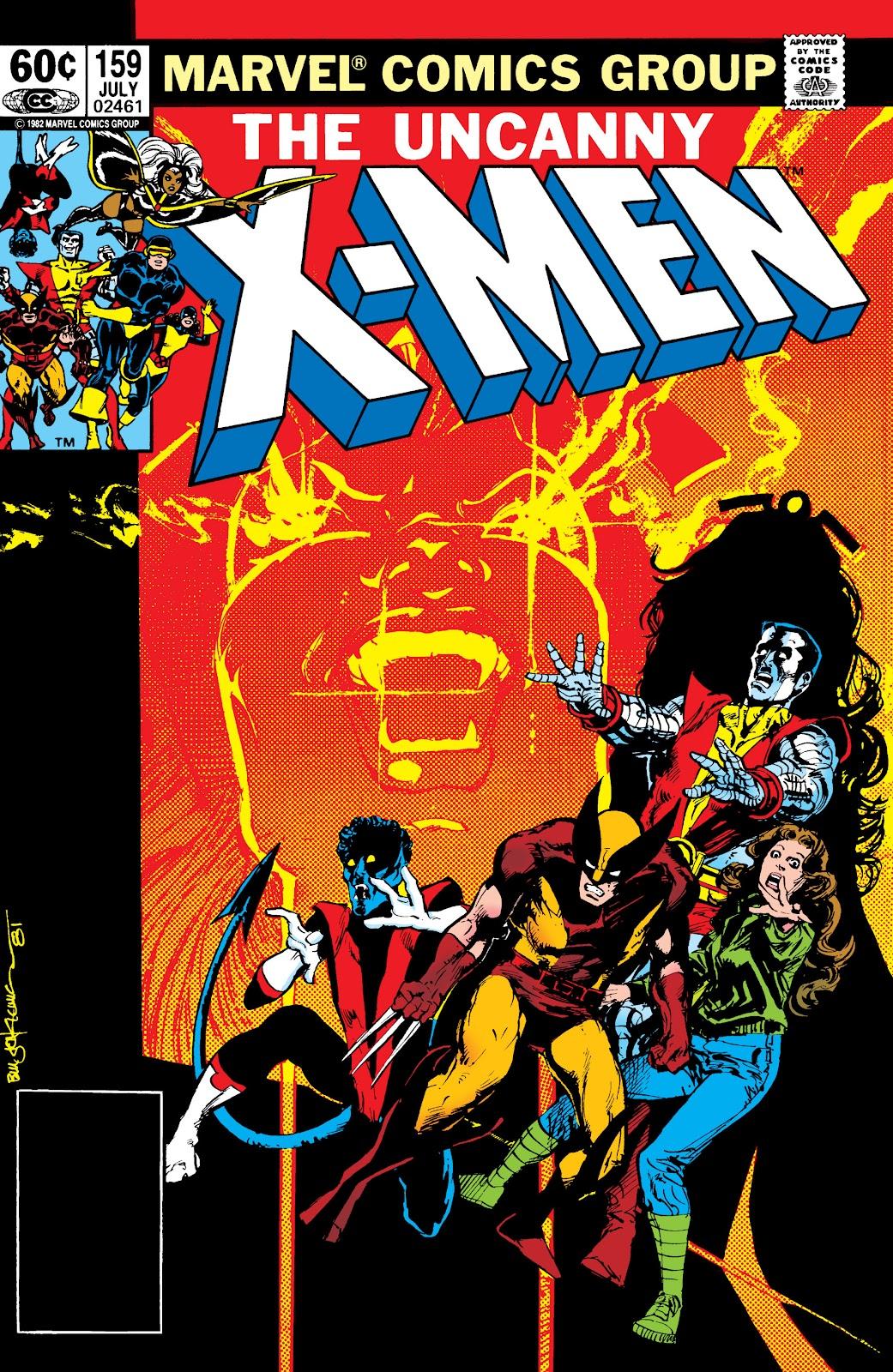 Uncanny X-Men (1963) 159 Page 1