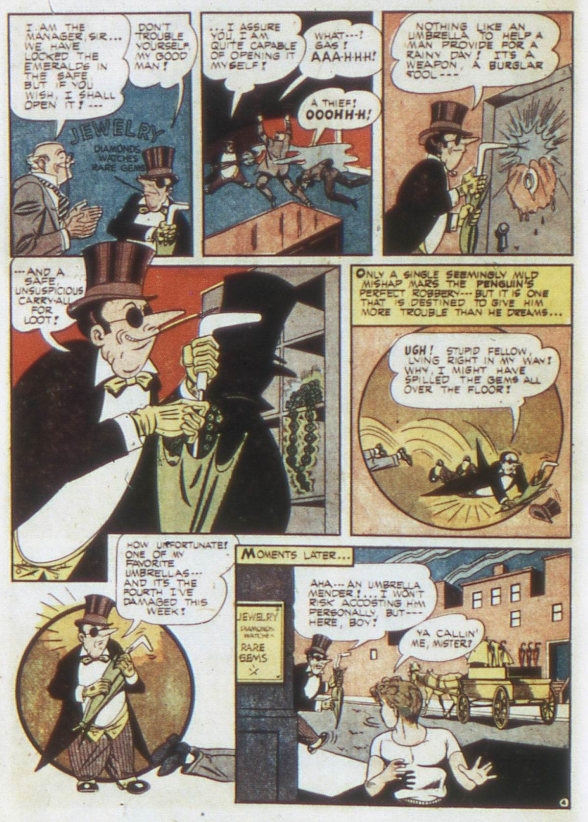 Read online Detective Comics (1937) comic -  Issue #87 - 6