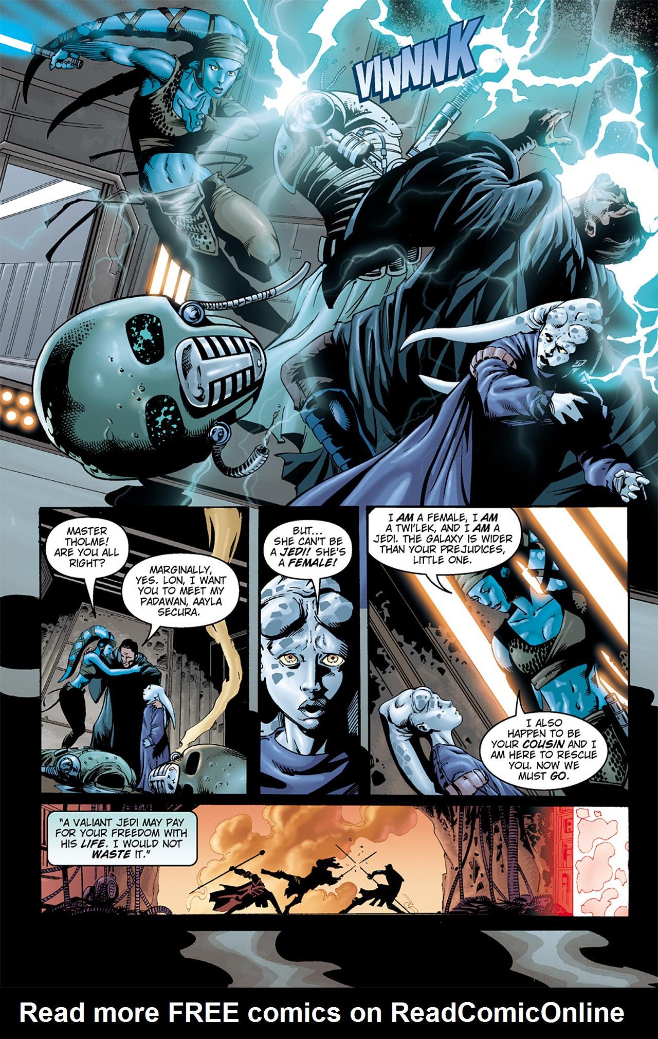 Read online Star Wars Omnibus comic -  Issue # Vol. 15.5 - 208
