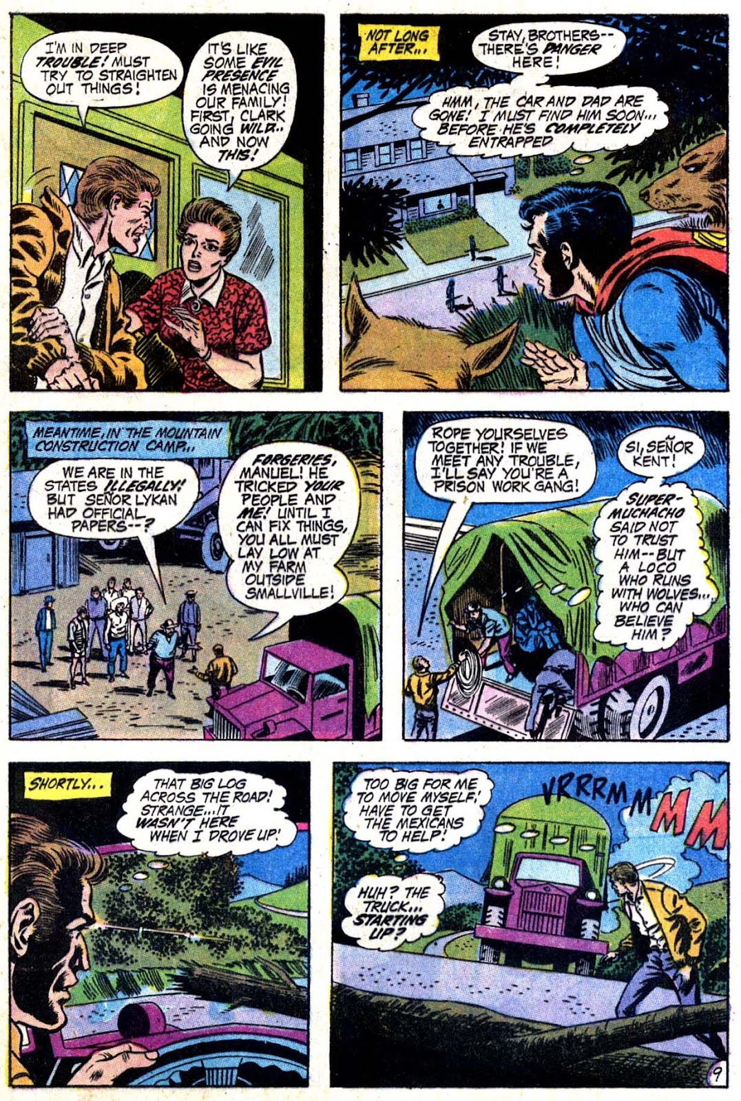 Superboy (1949) issue 180 - Page 9