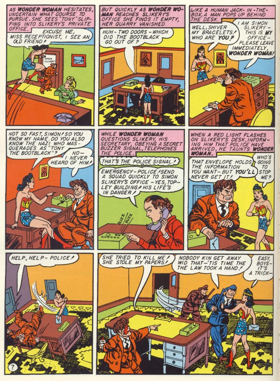 Read online Sensation (Mystery) Comics comic -  Issue #15 - 9
