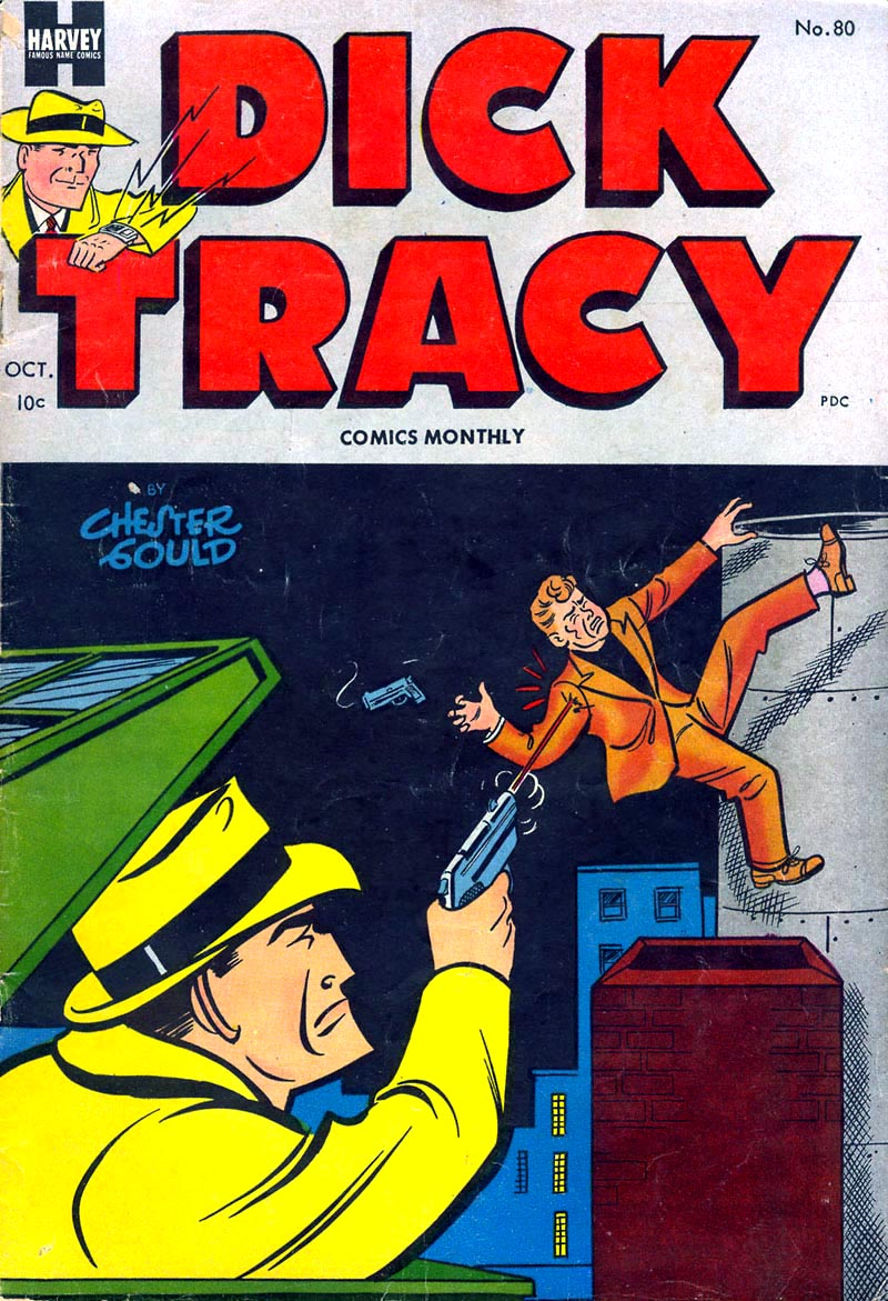 Dick Tracy (1950) 80 Page 1