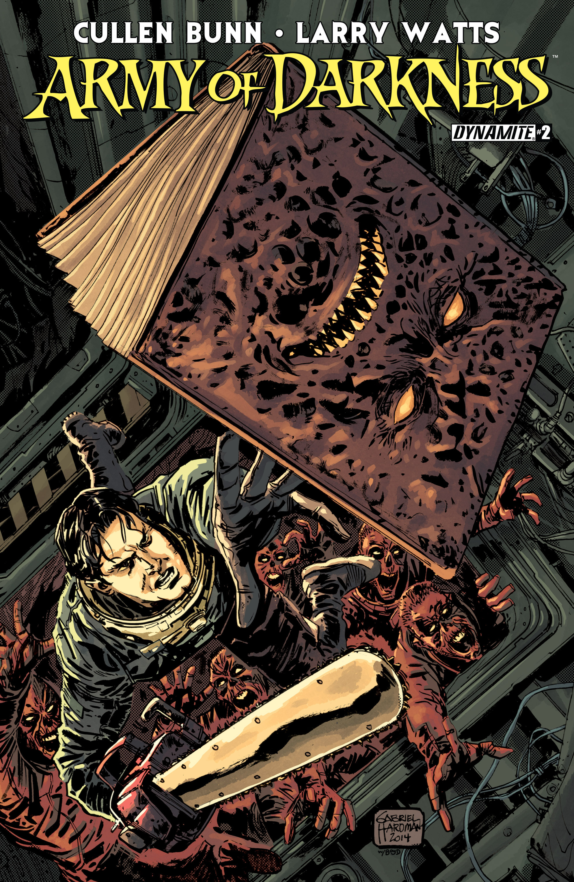 Read online Army of Darkness (2014) comic -  Issue #2 - 1
