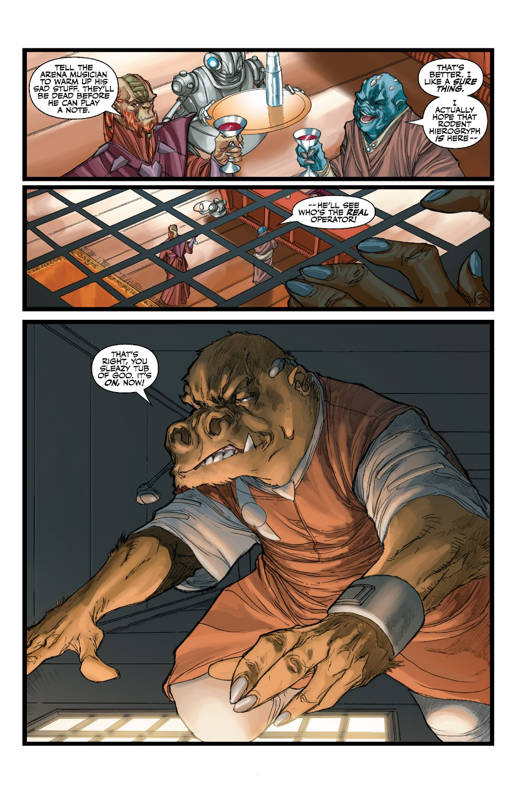 Read online Star Wars Legends: The Old Republic - Epic Collection comic -  Issue # TPB 3 (Part 1) - 75