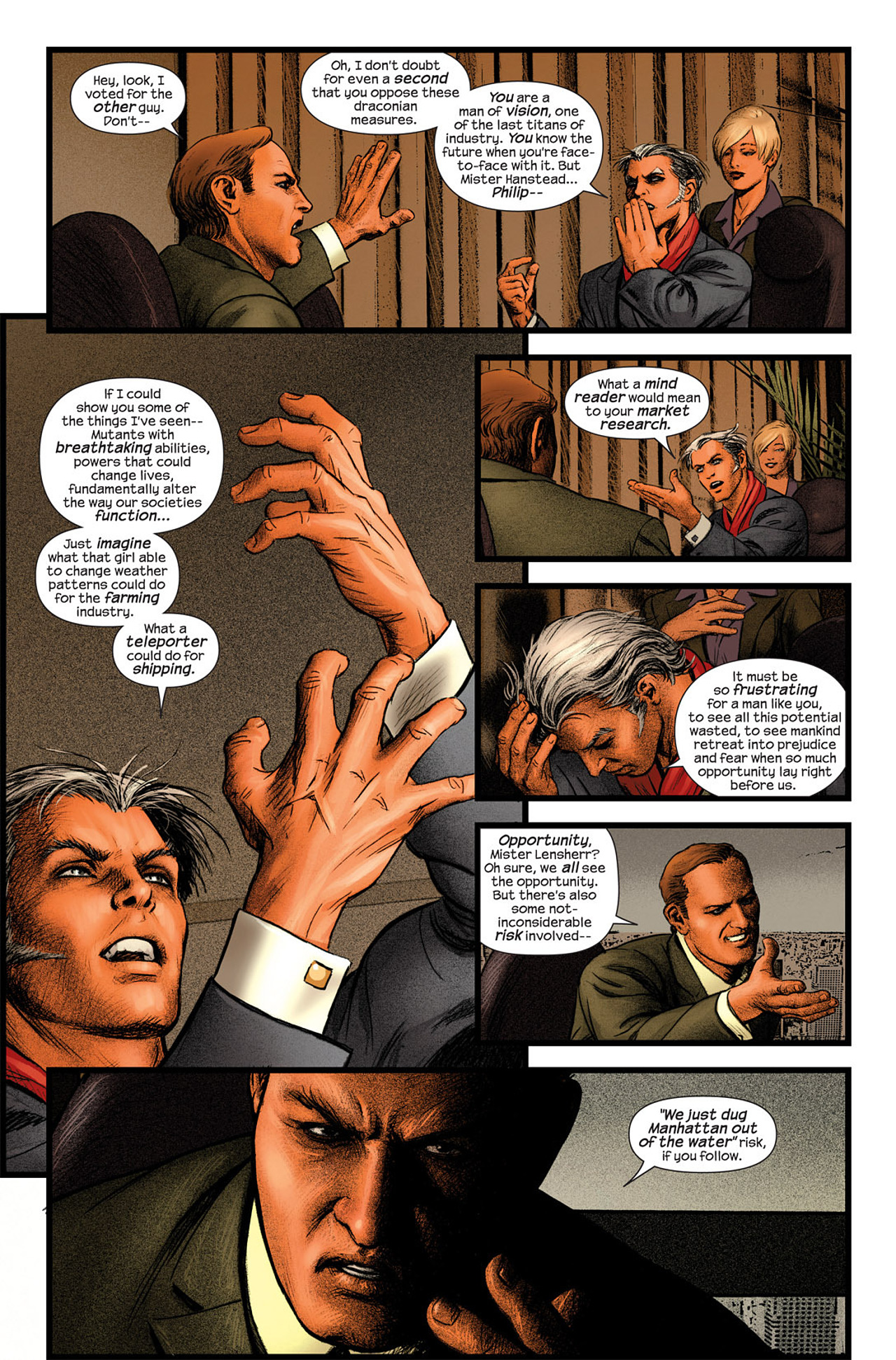 Read online Ultimate Fallout comic -  Issue #5 - 8