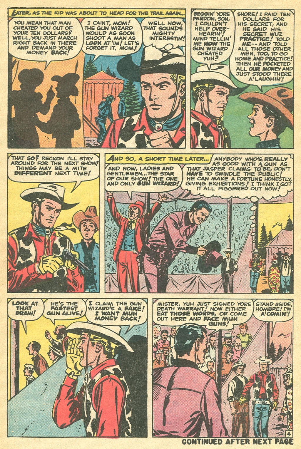 Kid Colt Outlaw issue 152 - Page 30
